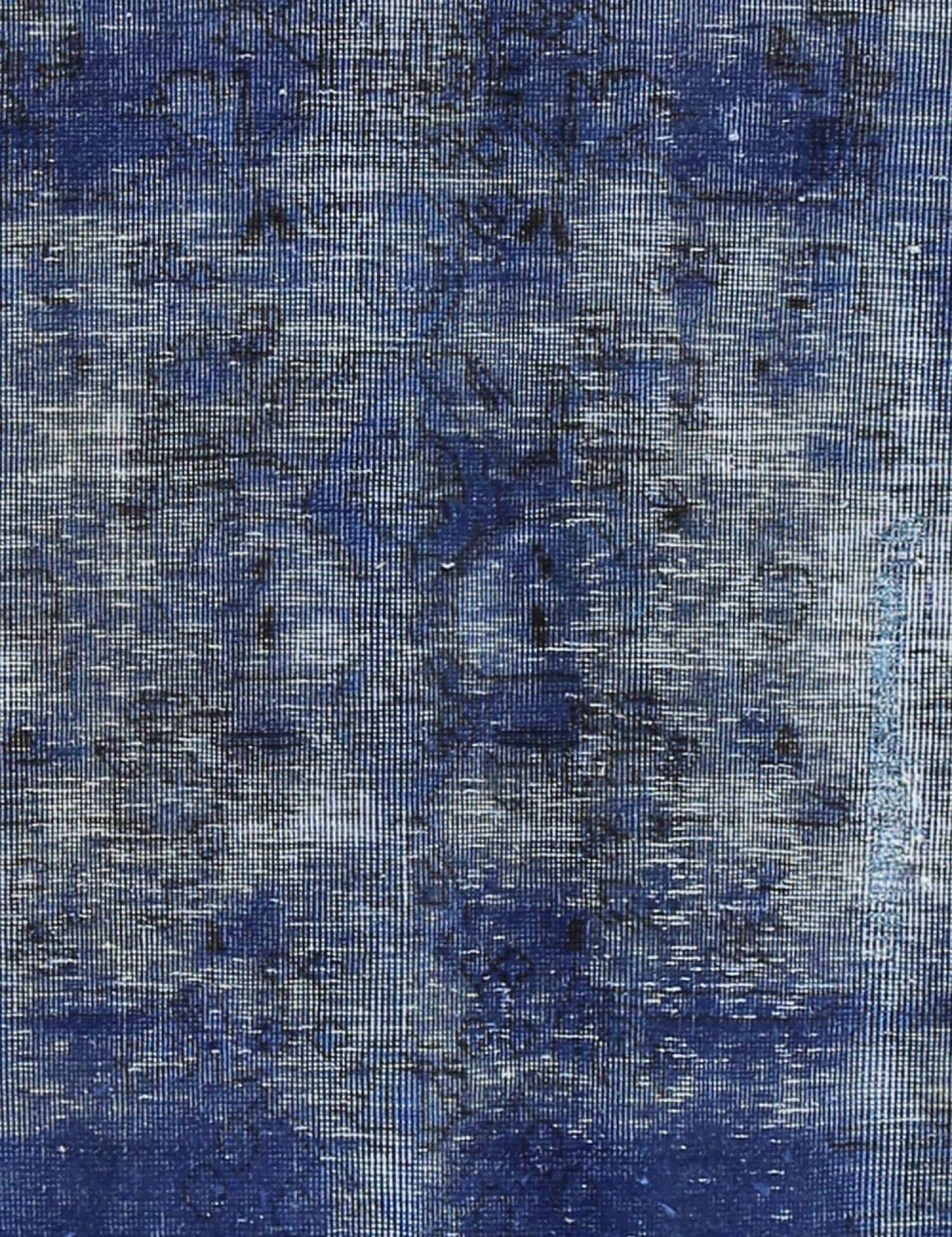 Tappeto Vintage  blu <br/>256 x 175 cm