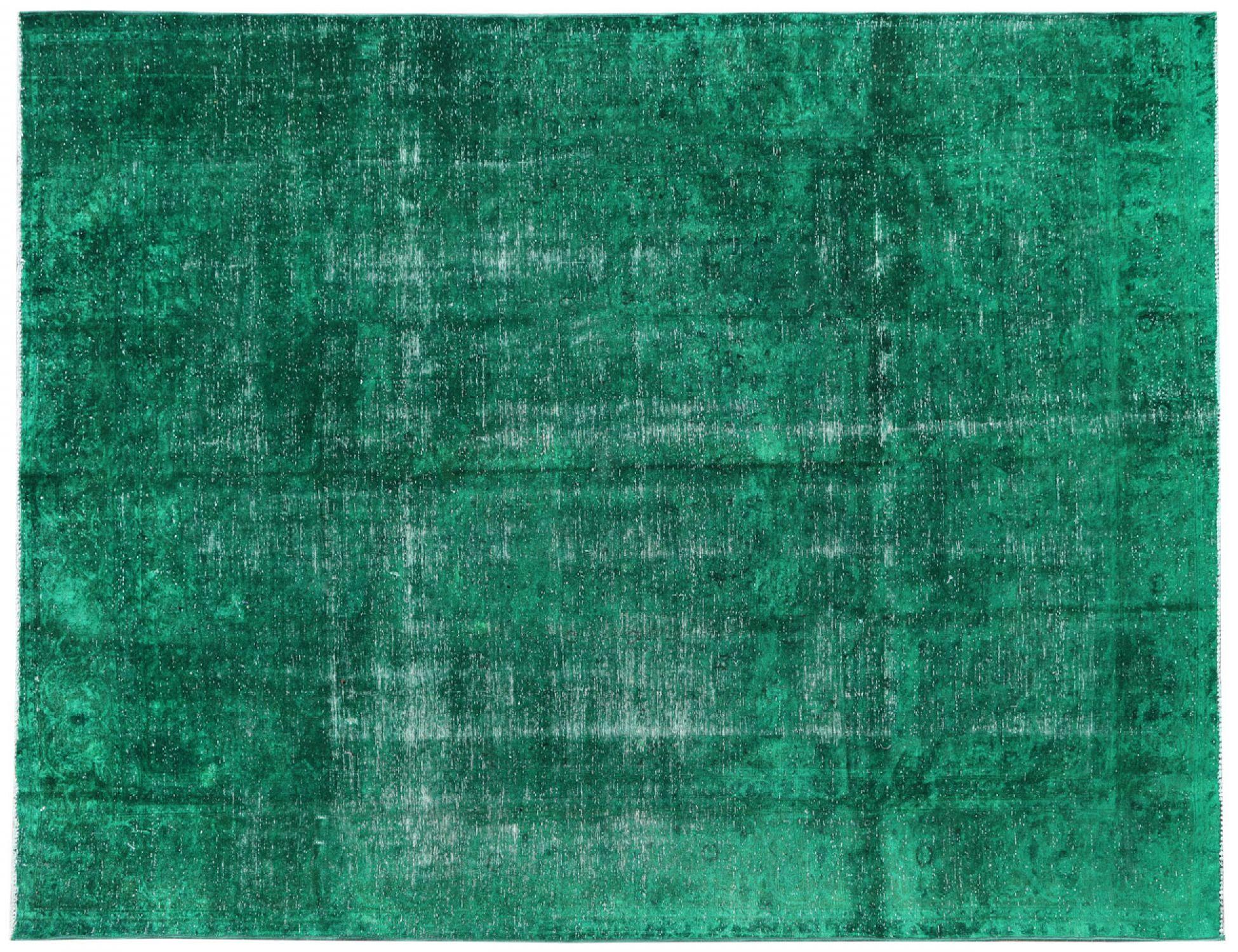Tappeto Vintage  verde <br/>377 x 273 cm