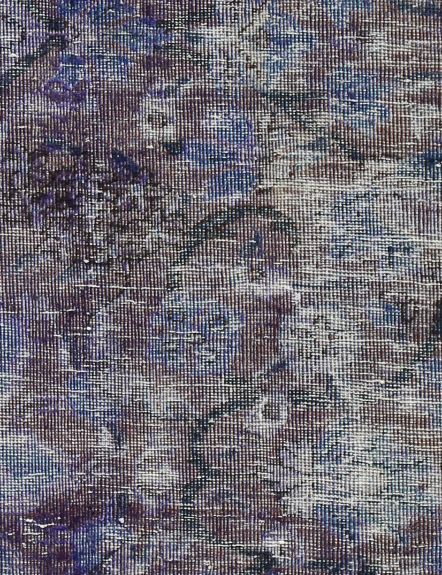 Tappeto Vintage  blu <br/>164 x 132 cm