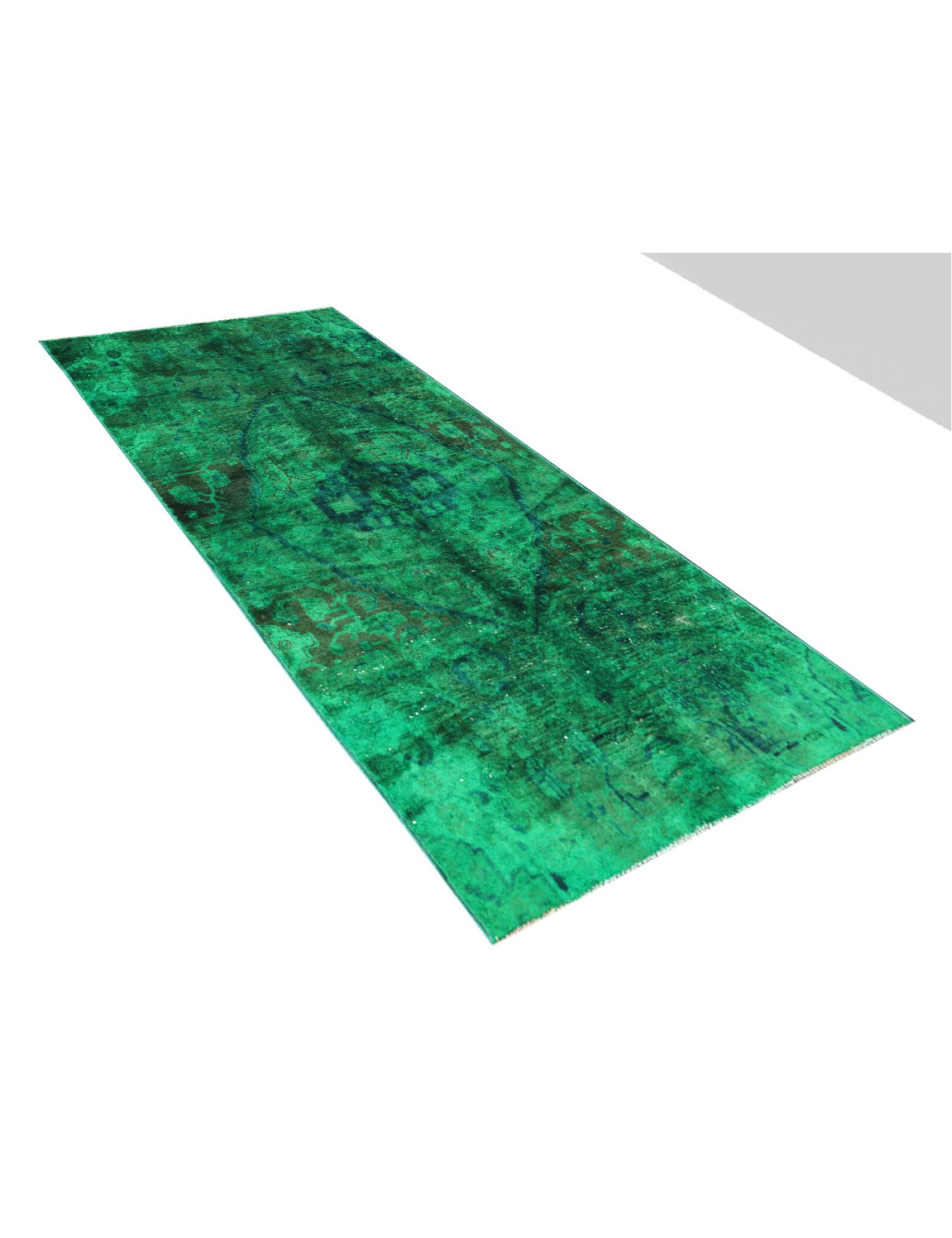 Vintage Carpet  green <br/>236 x 110 cm