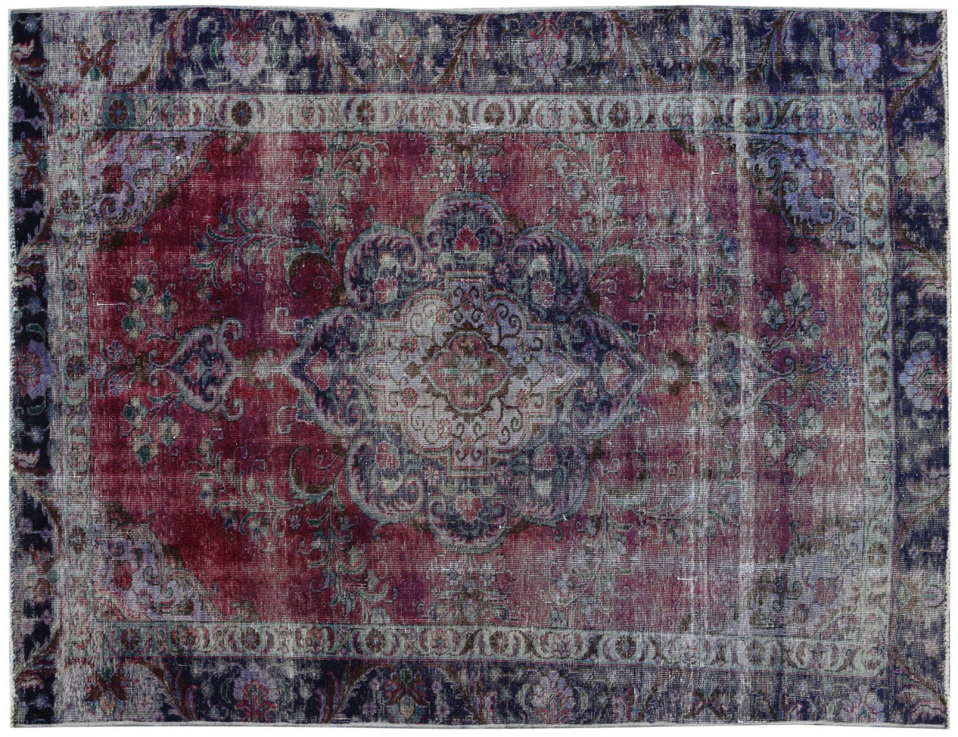 Vintage Teppich  blau <br/>270 x 174 cm