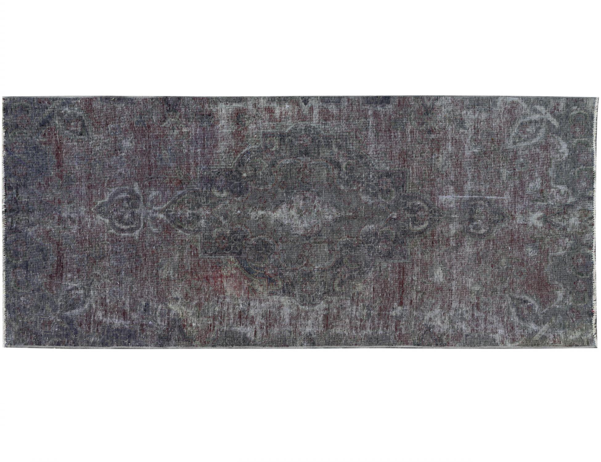 Vintage Teppich  grau <br/>259 x 130 cm