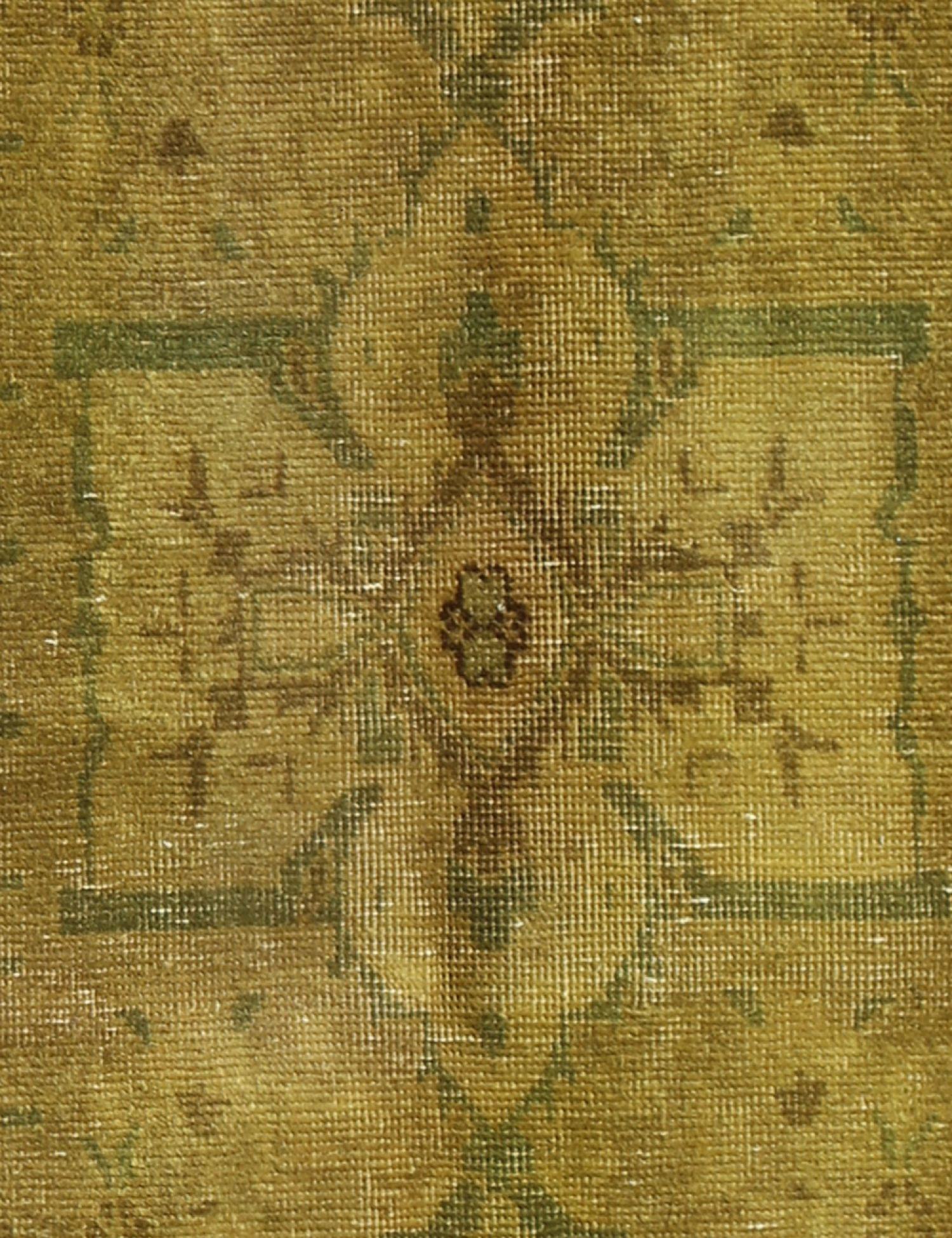 Tappeto Vintage  giallo <br/>254 x 158 cm