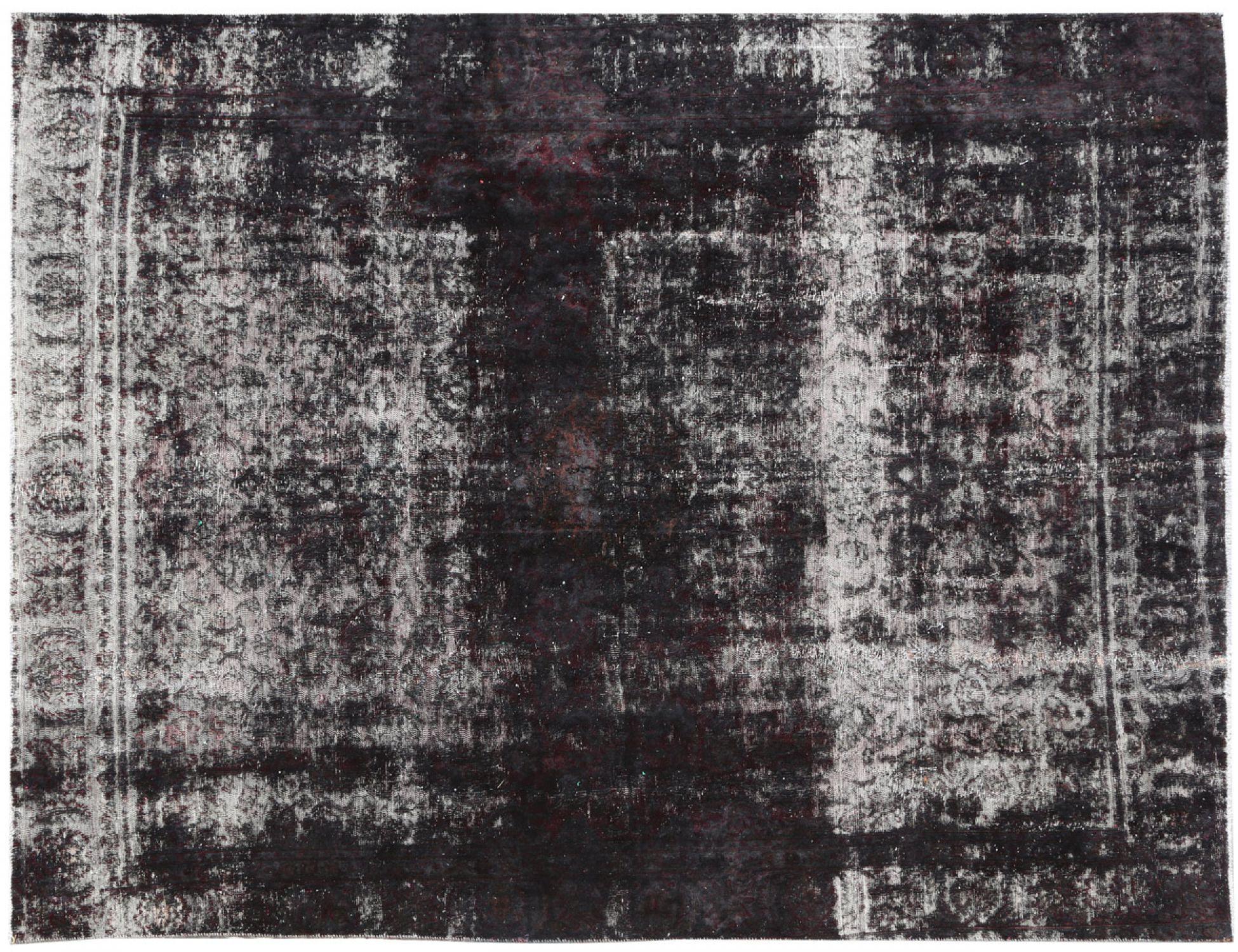 Tappeto Vintage  grigio <br/>376 x 274 cm