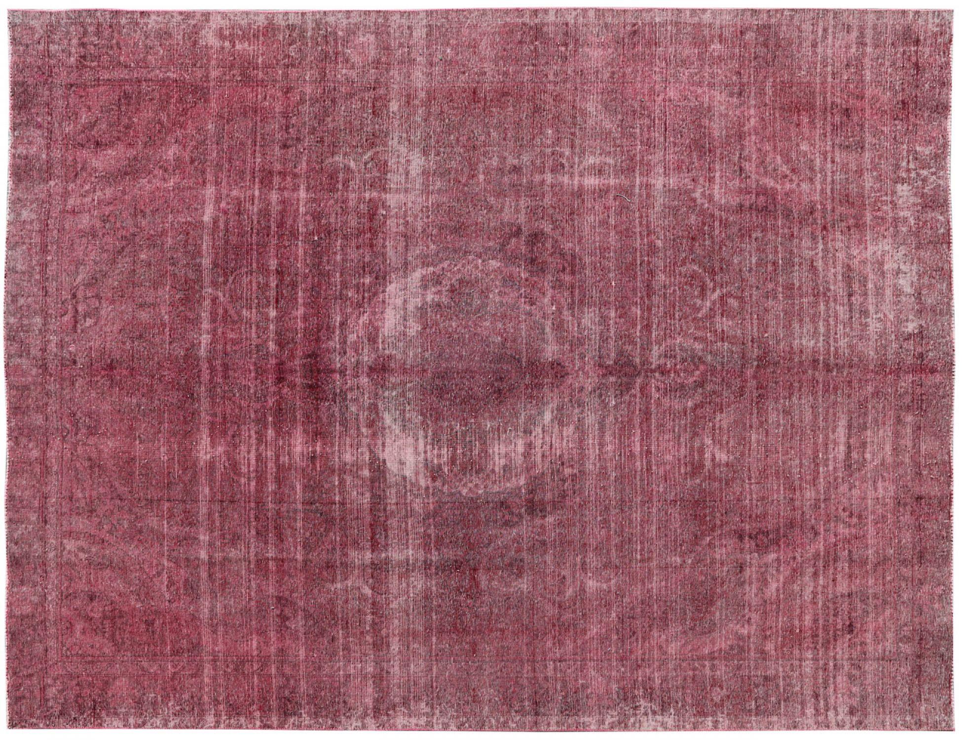 Vintage Matta  röd <br/>367 x 290 cm