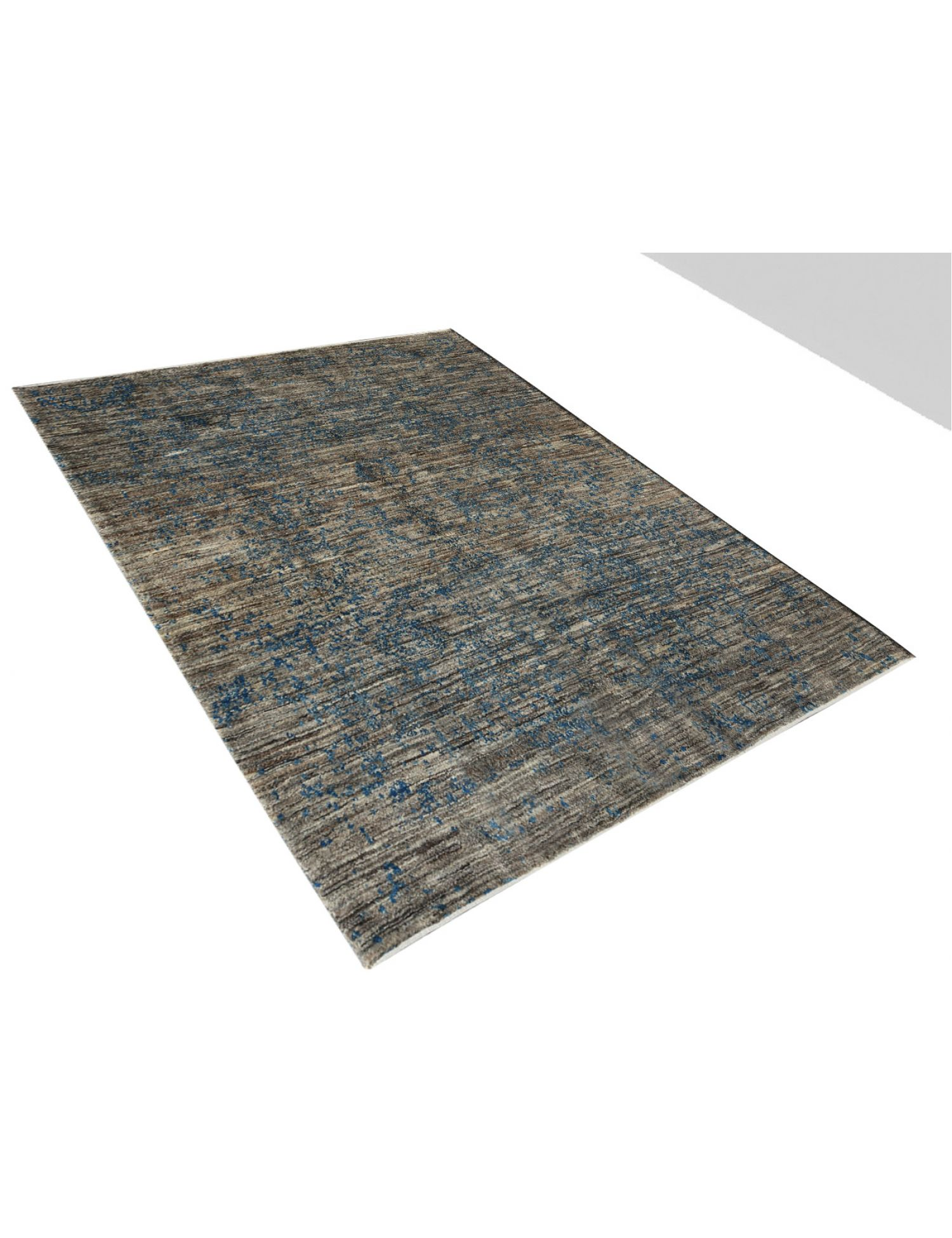 Moderne Teppiche  blau <br/>188 x 159 cm