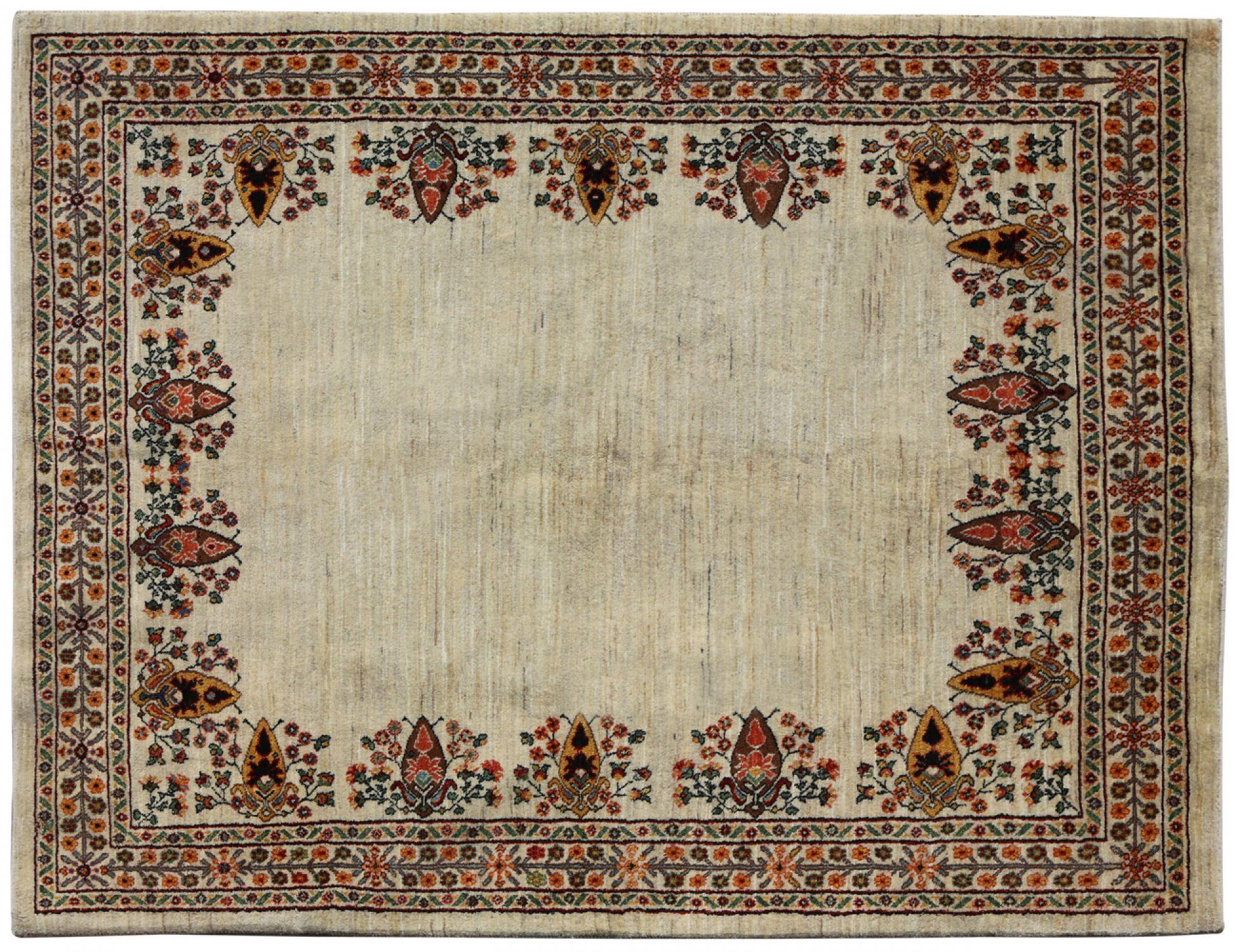Perser Gabbeh  beige <br/>246 x 161 cm