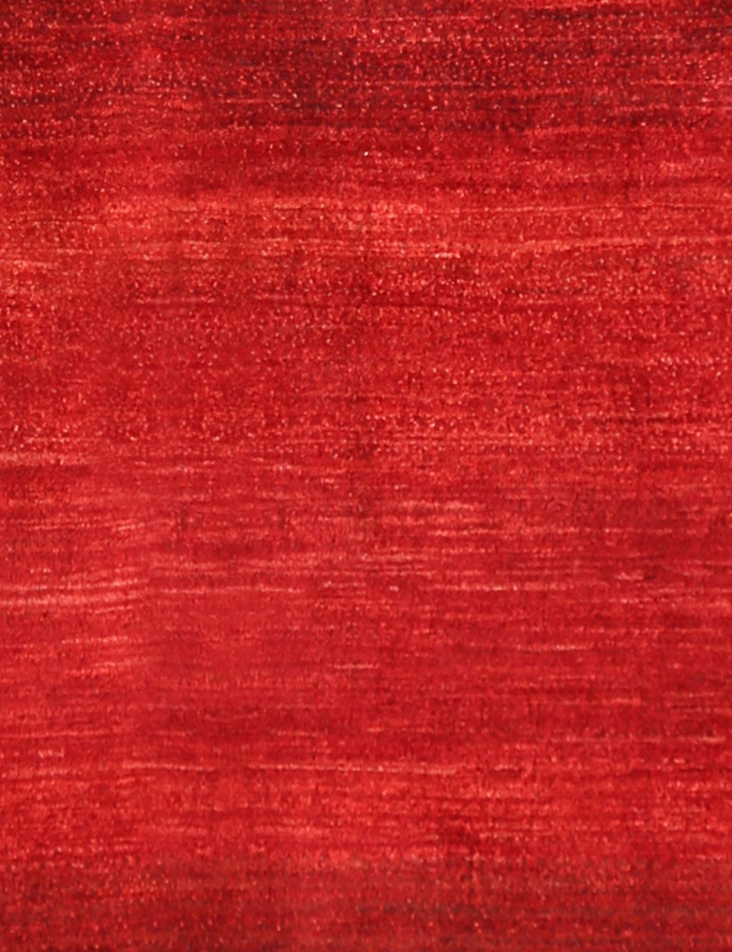 Moderne tæpper  rød <br/>305 x 202 cm