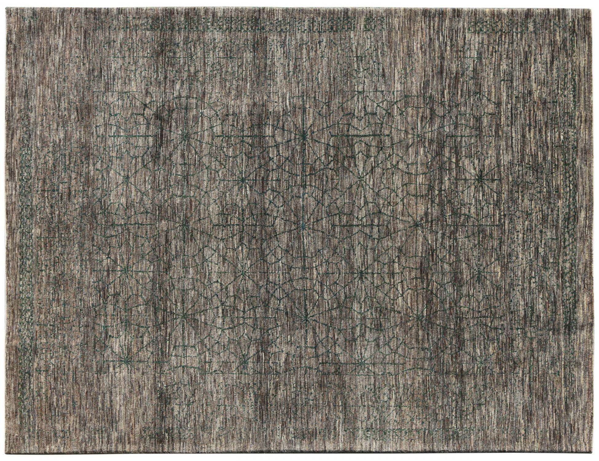 Perser Gabbeh grün <br/>307 x 211 cm