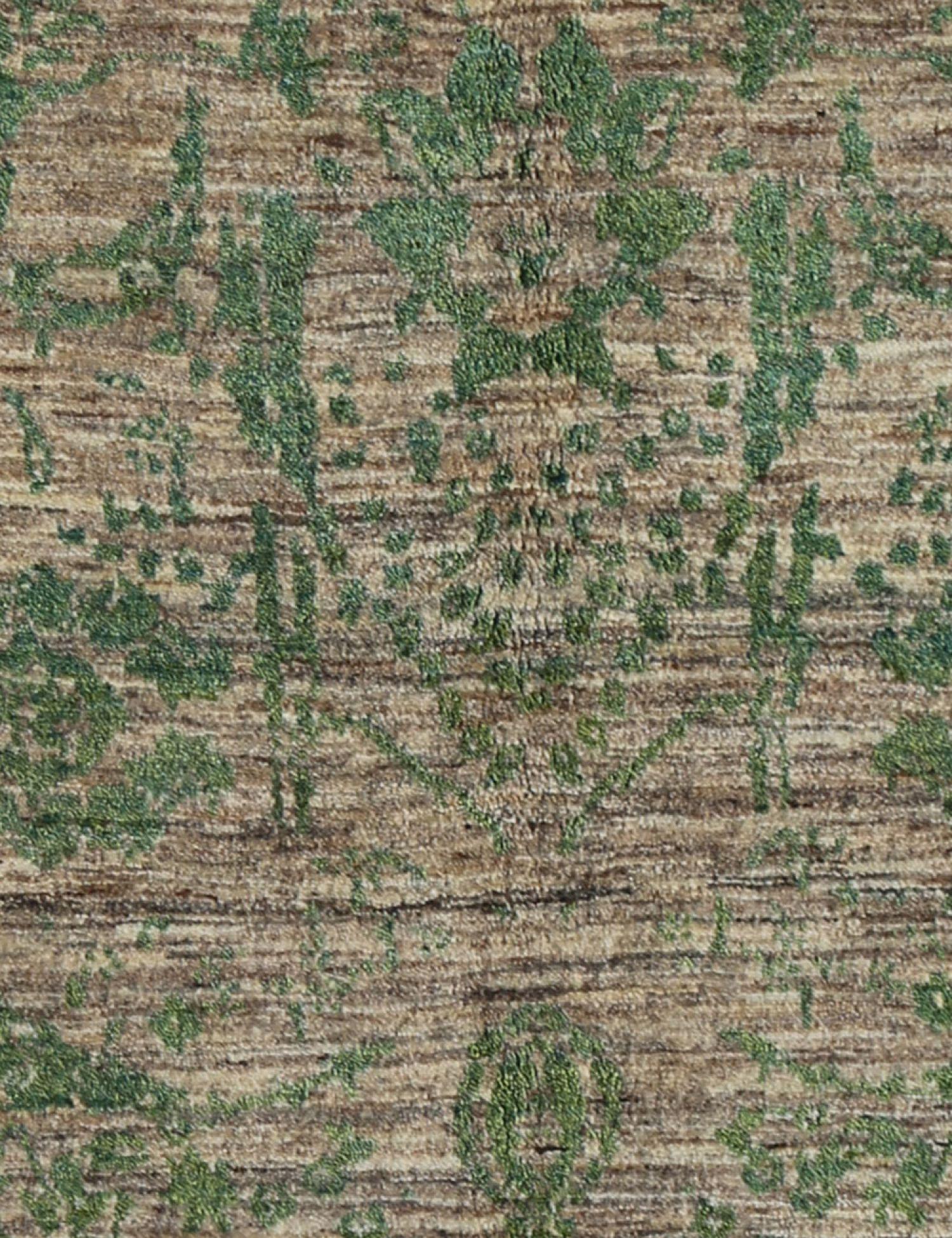 Moderne tæpper  grøn <br/>249 x 170 cm
