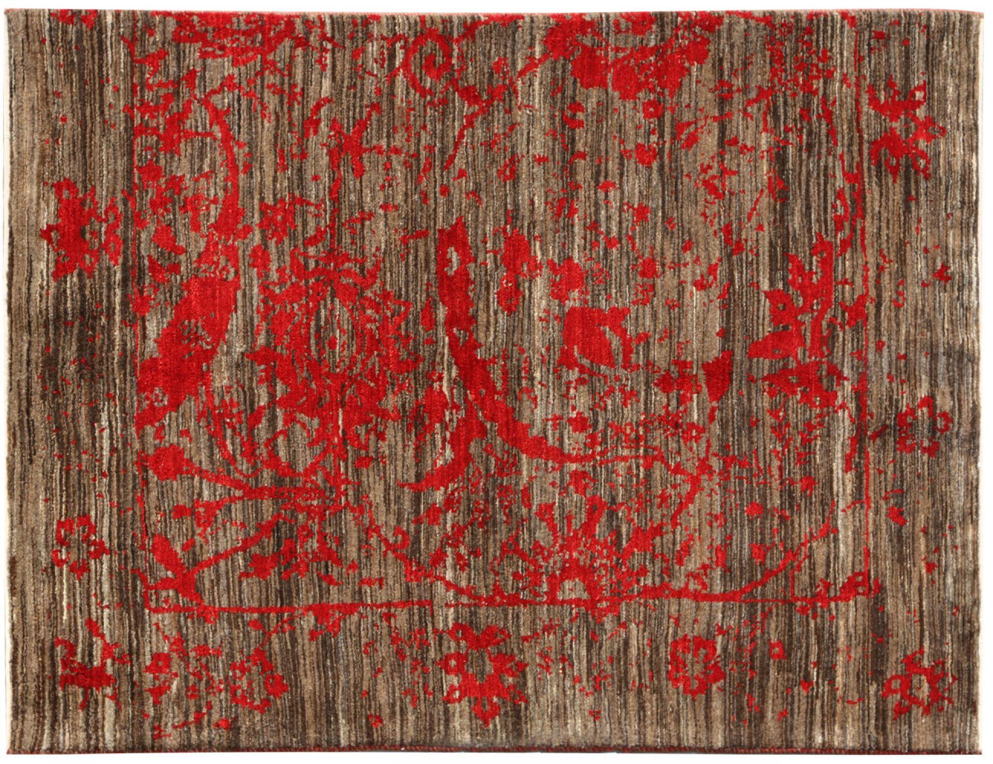 Perser Gabbeh  braun <br/>169 x 110 cm
