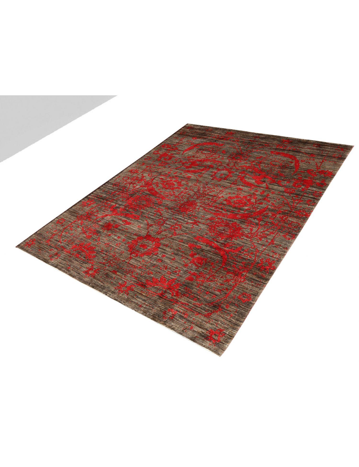 Moderne Teppiche  braun <br/>304 x 216 cm