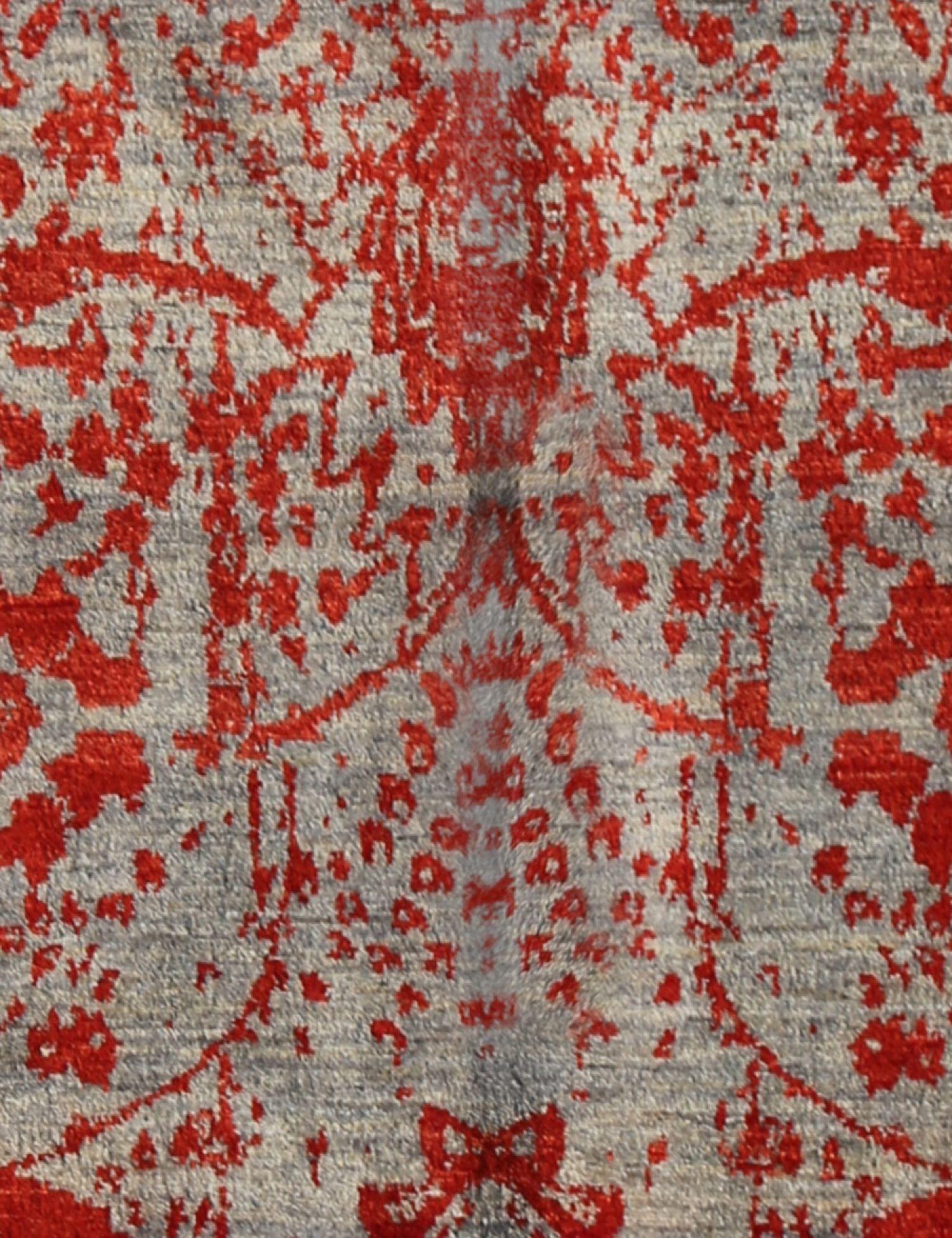 Perser Gabbeh  grau <br/>352 x 238 cm
