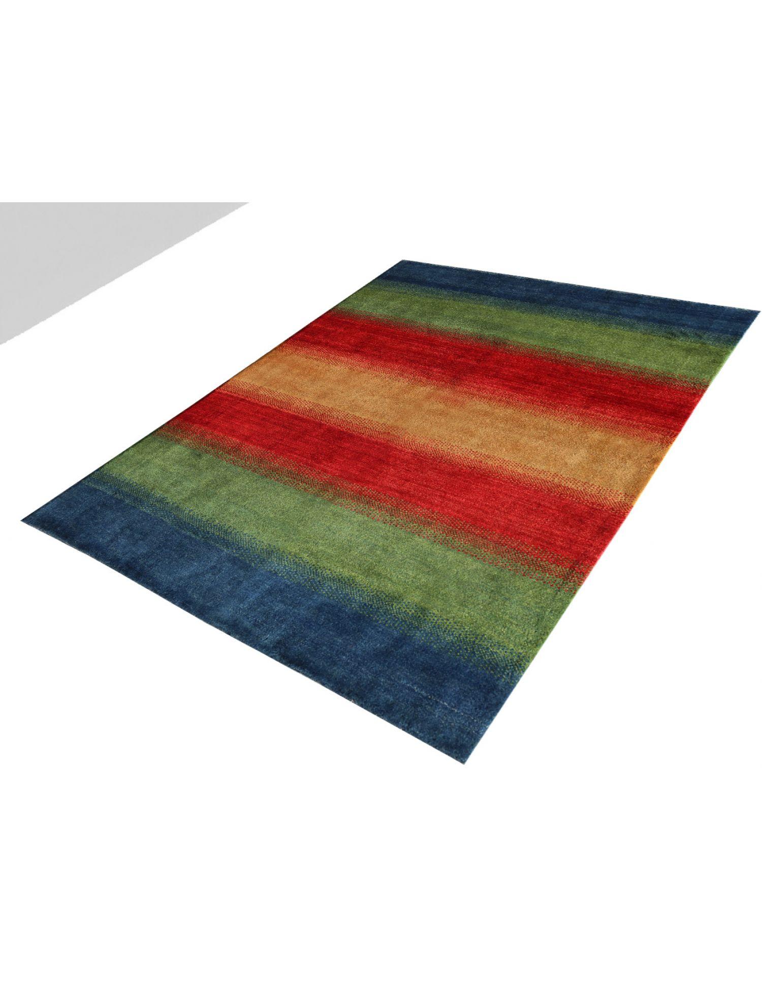 Moderne tæpper  blå <br/>230 x 171 cm