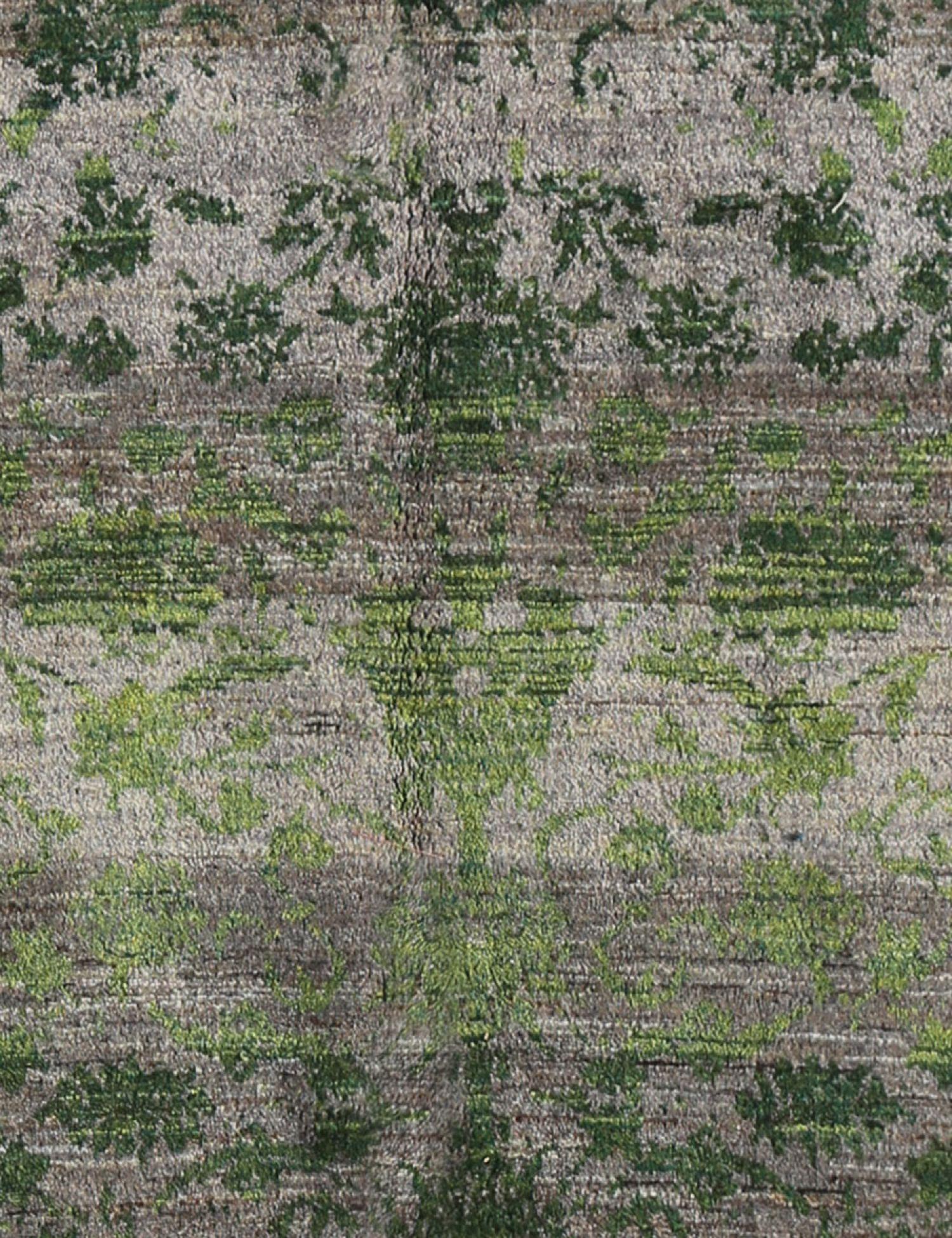 Perser Gabbeh  grün <br/>313 x 210 cm