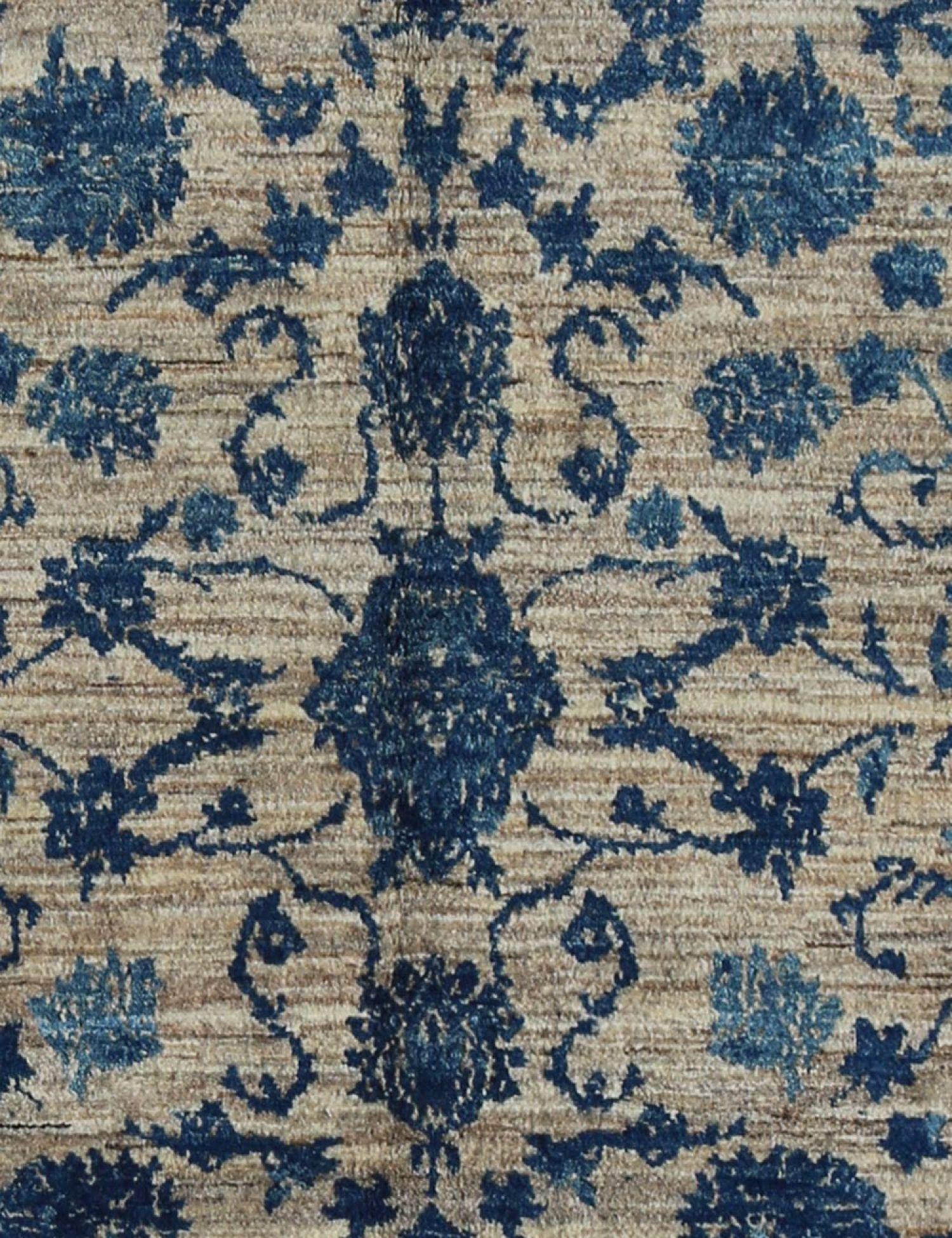 Moderne Teppiche  blau <br/>302 x 212 cm