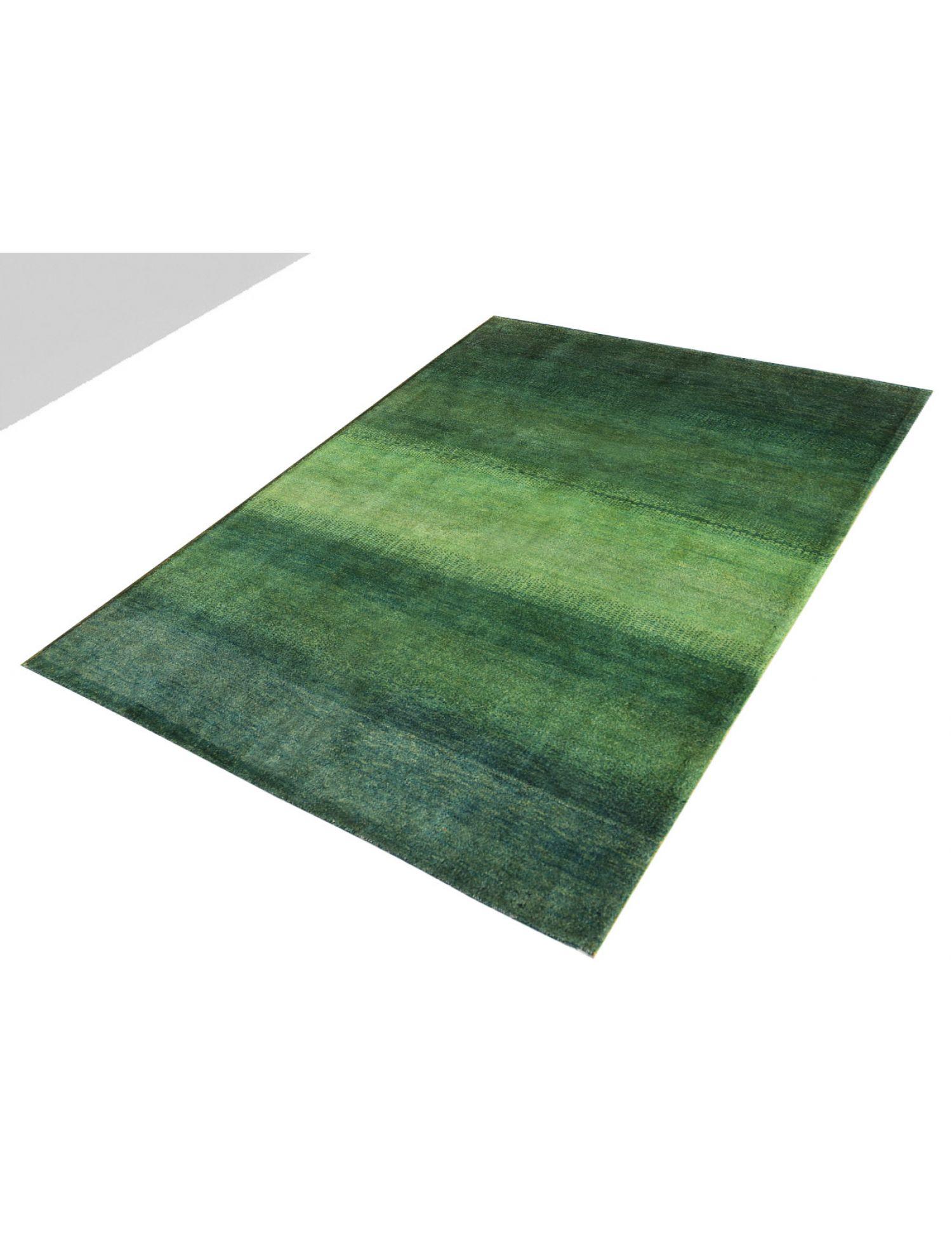 Perser Gabbeh  grün <br/>220 x 160 cm
