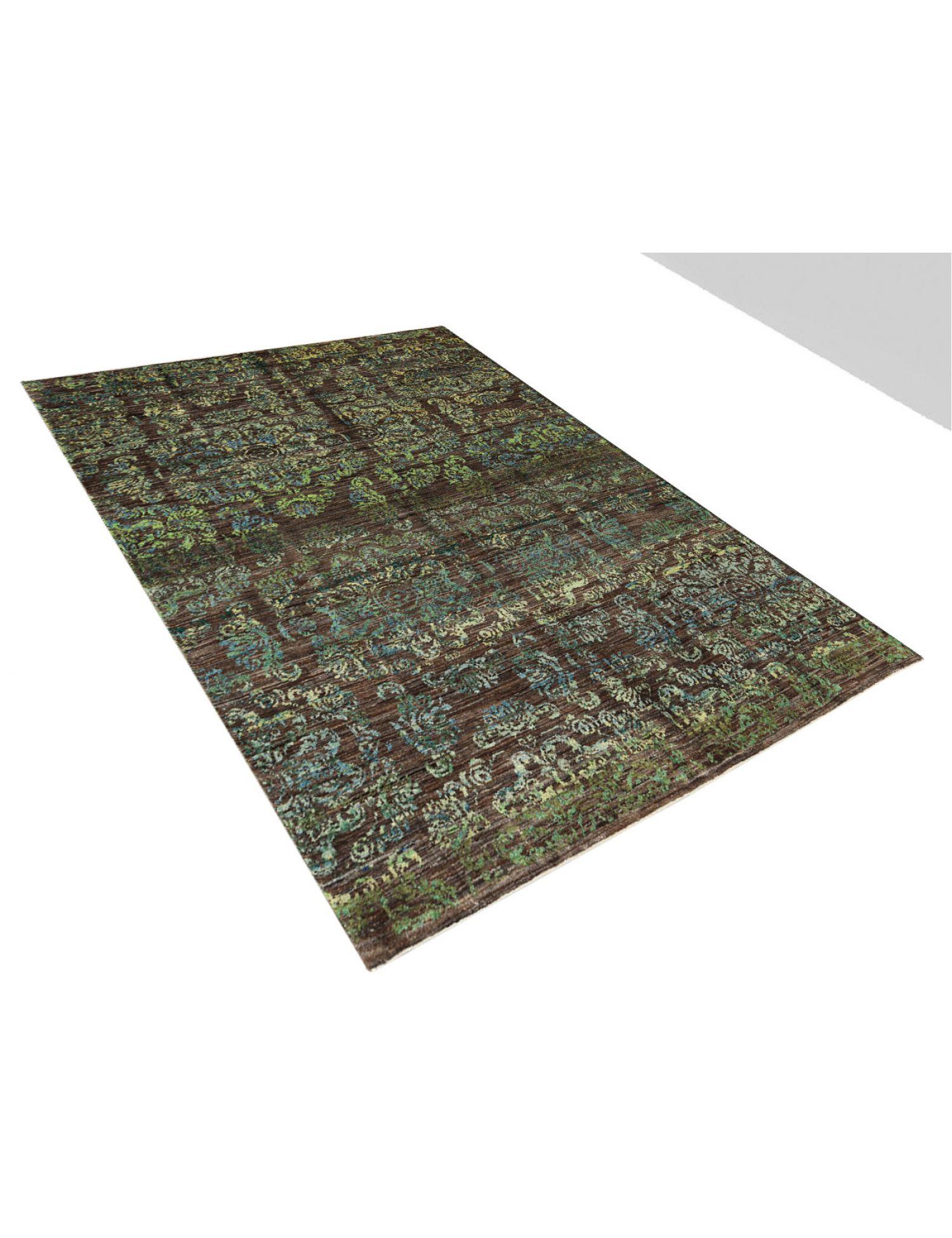 Moderne tæpper  brun <br/>254 x 184 cm