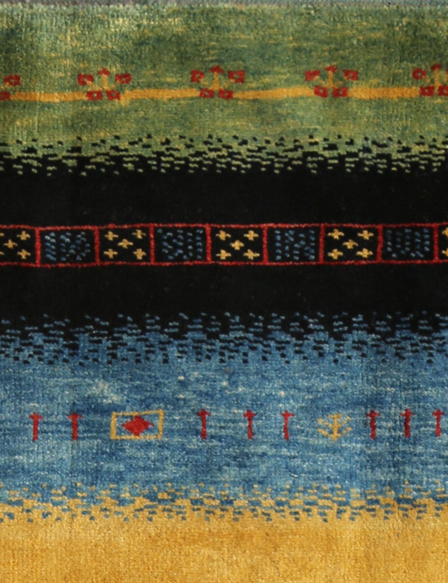 Moderne Teppiche  gelb <br/>233 x 167 cm