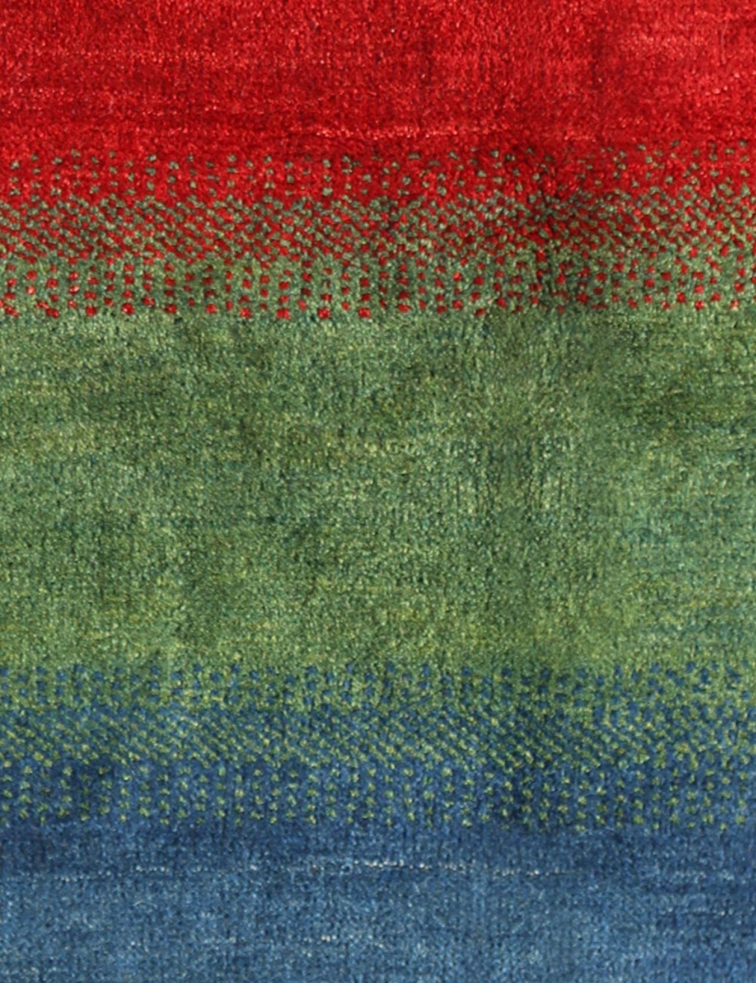 Moderne Teppiche  blau <br/>243 x 176 cm