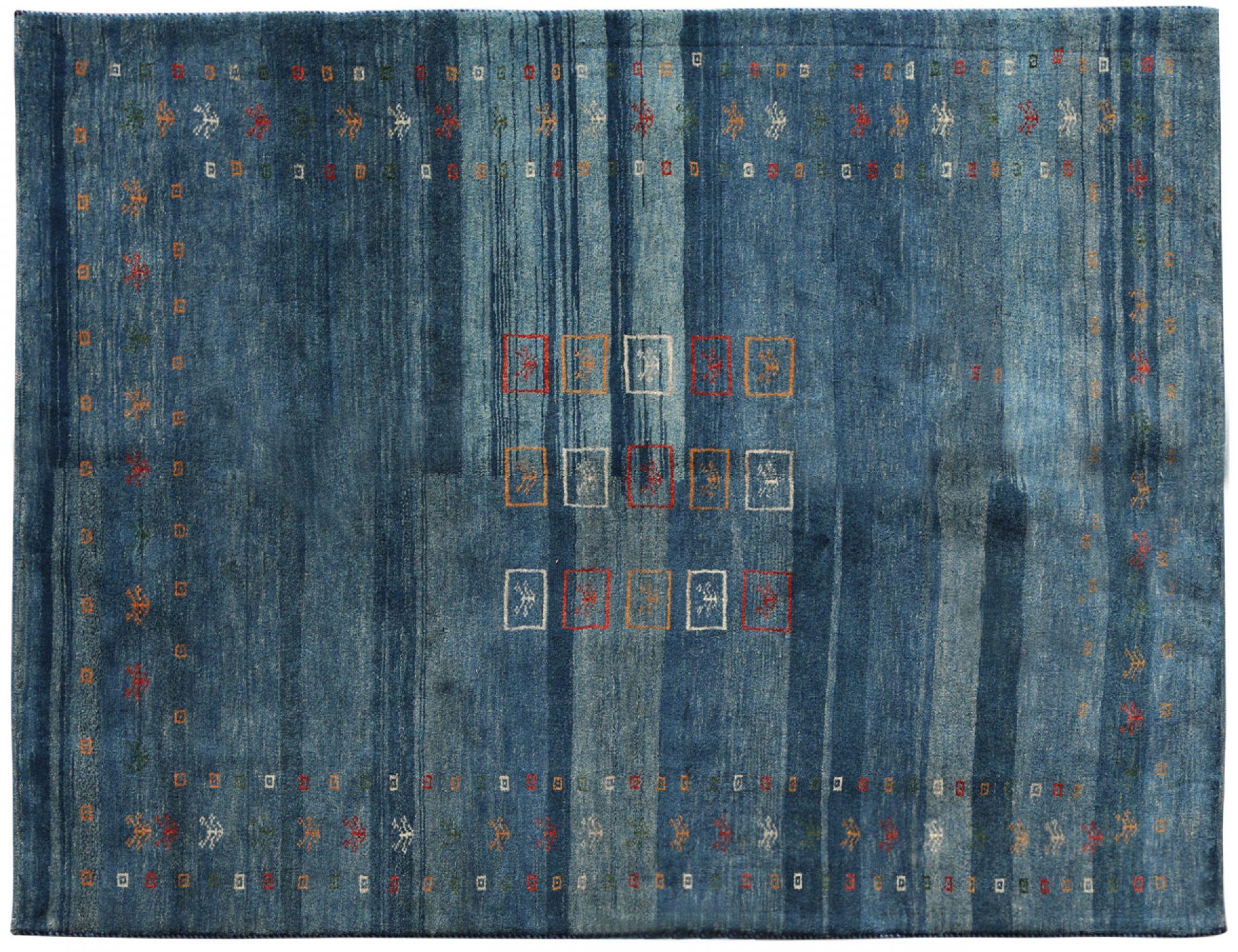 Moderne Teppiche  blau <br/>231 x 169 cm