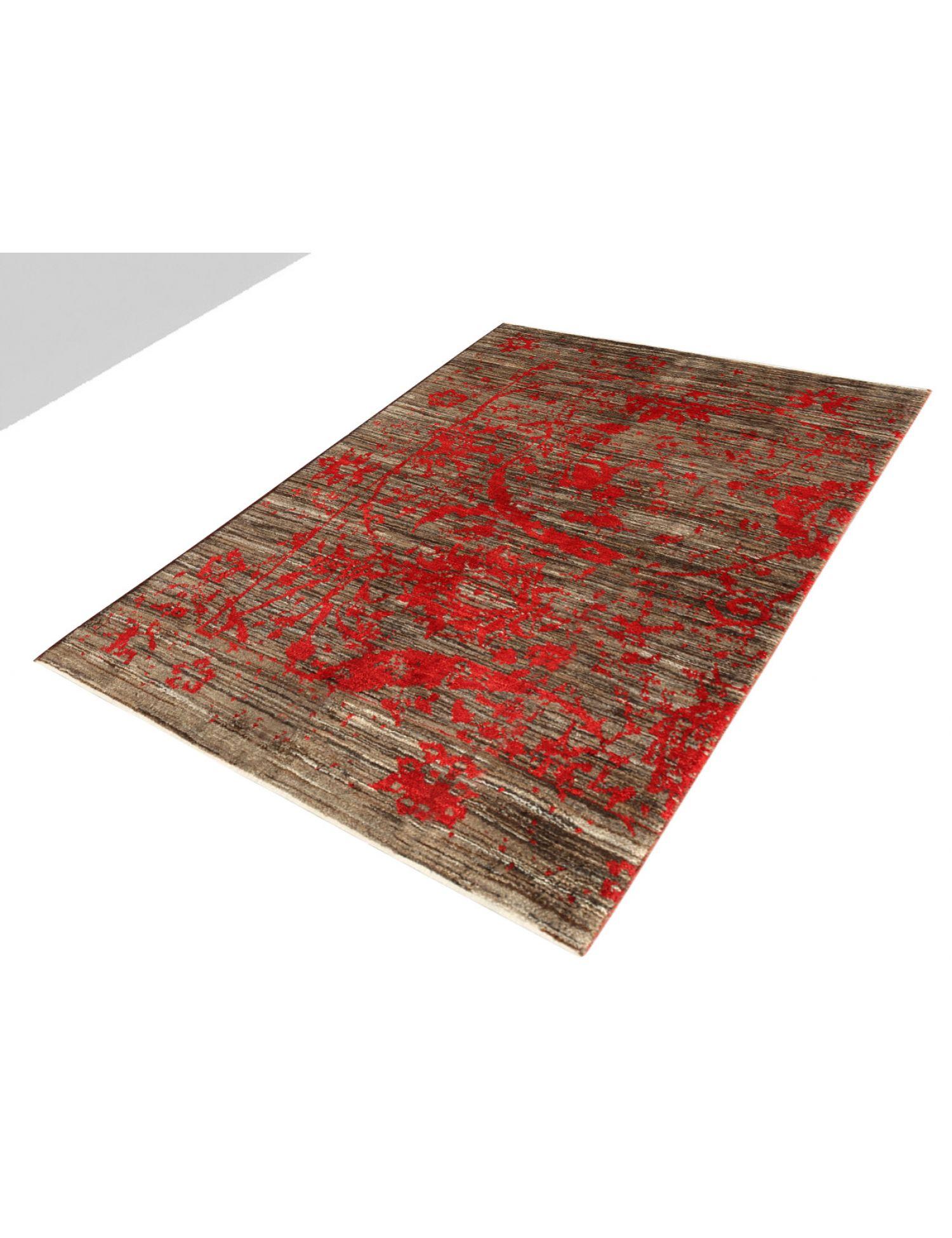 Moderne Teppiche  braun <br/>169 x 110 cm