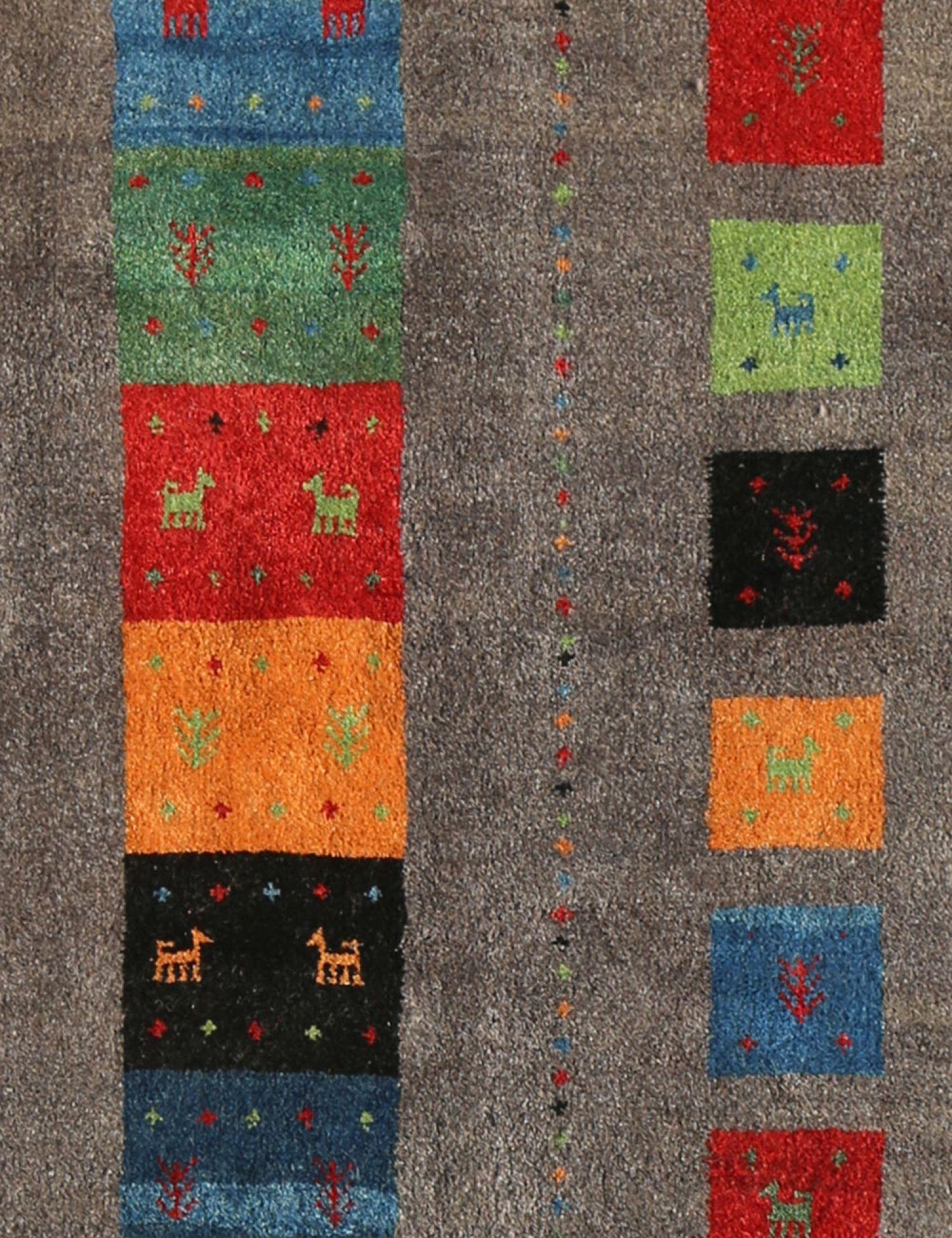 Moderne Teppiche  grau <br/>288 x 214 cm