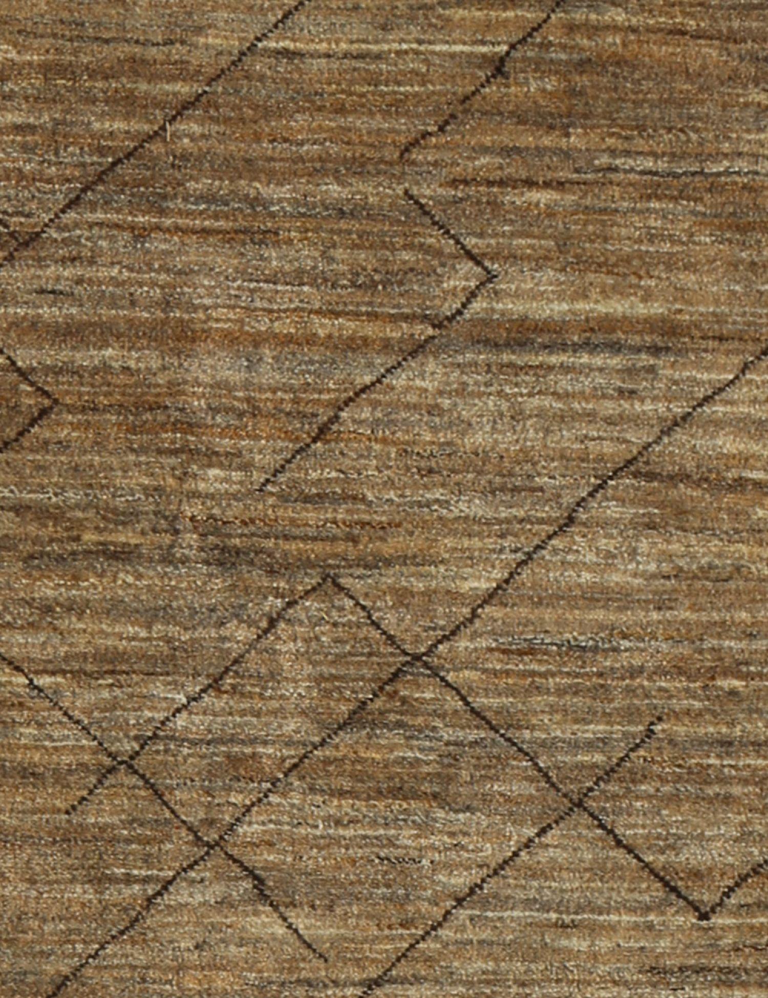 Moderne Teppiche  braun <br/>293 x 207 cm