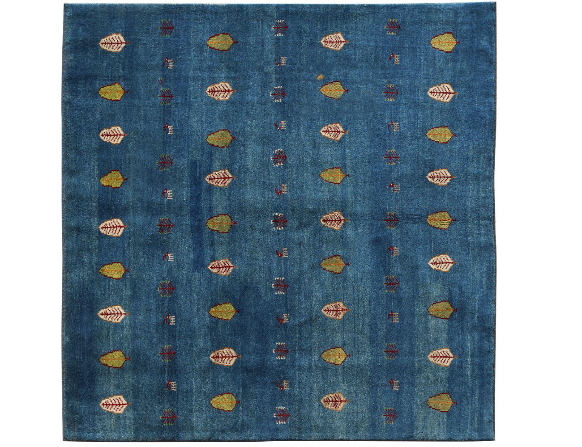 Moderne Teppiche  blau <br/>196 x 207 cm