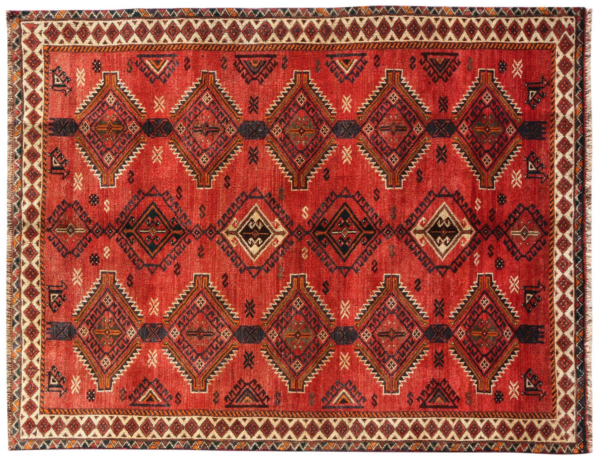 Perserteppich  rot <br/>253 x 153 cm