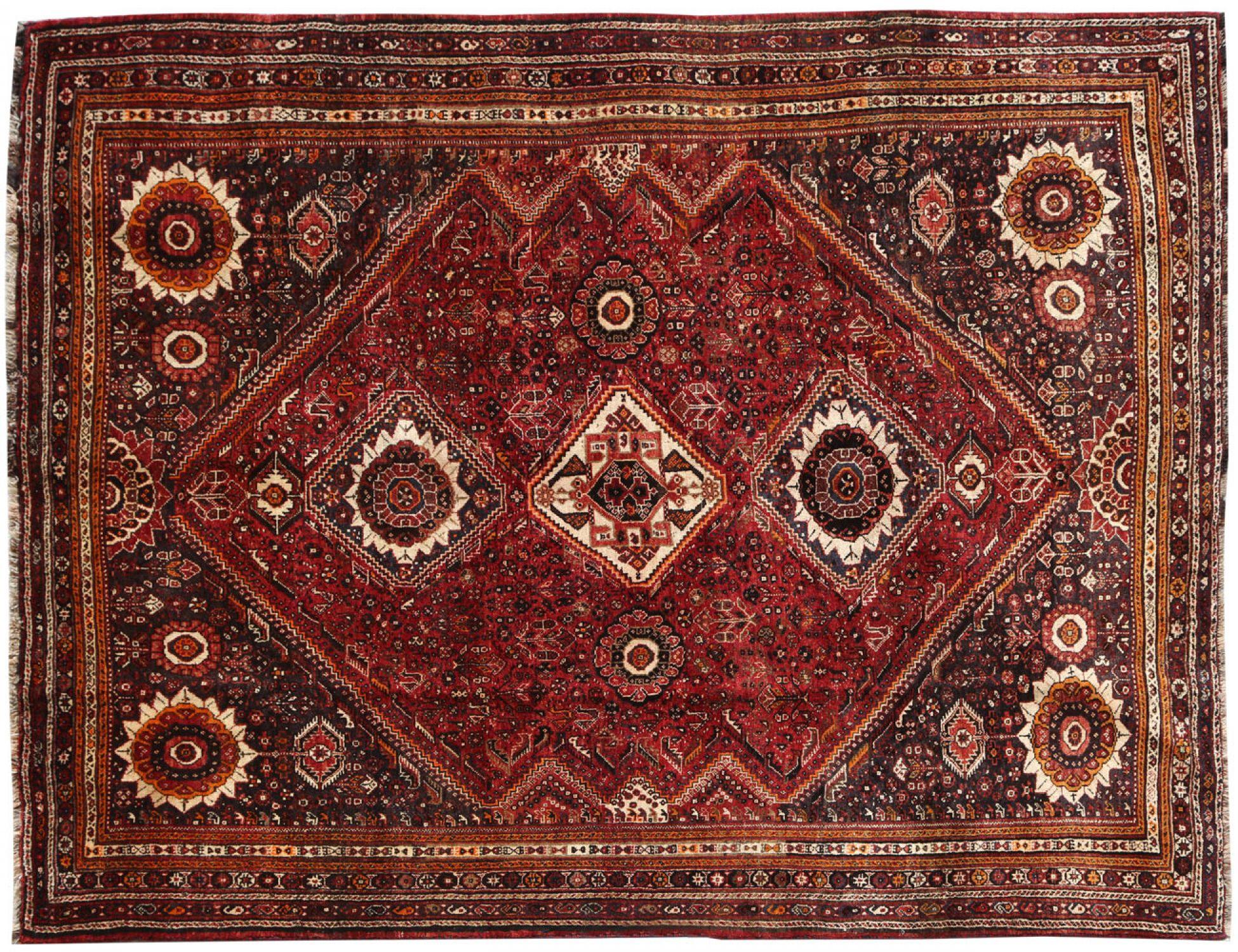 Perserteppich  rot <br/>331 x 214 cm