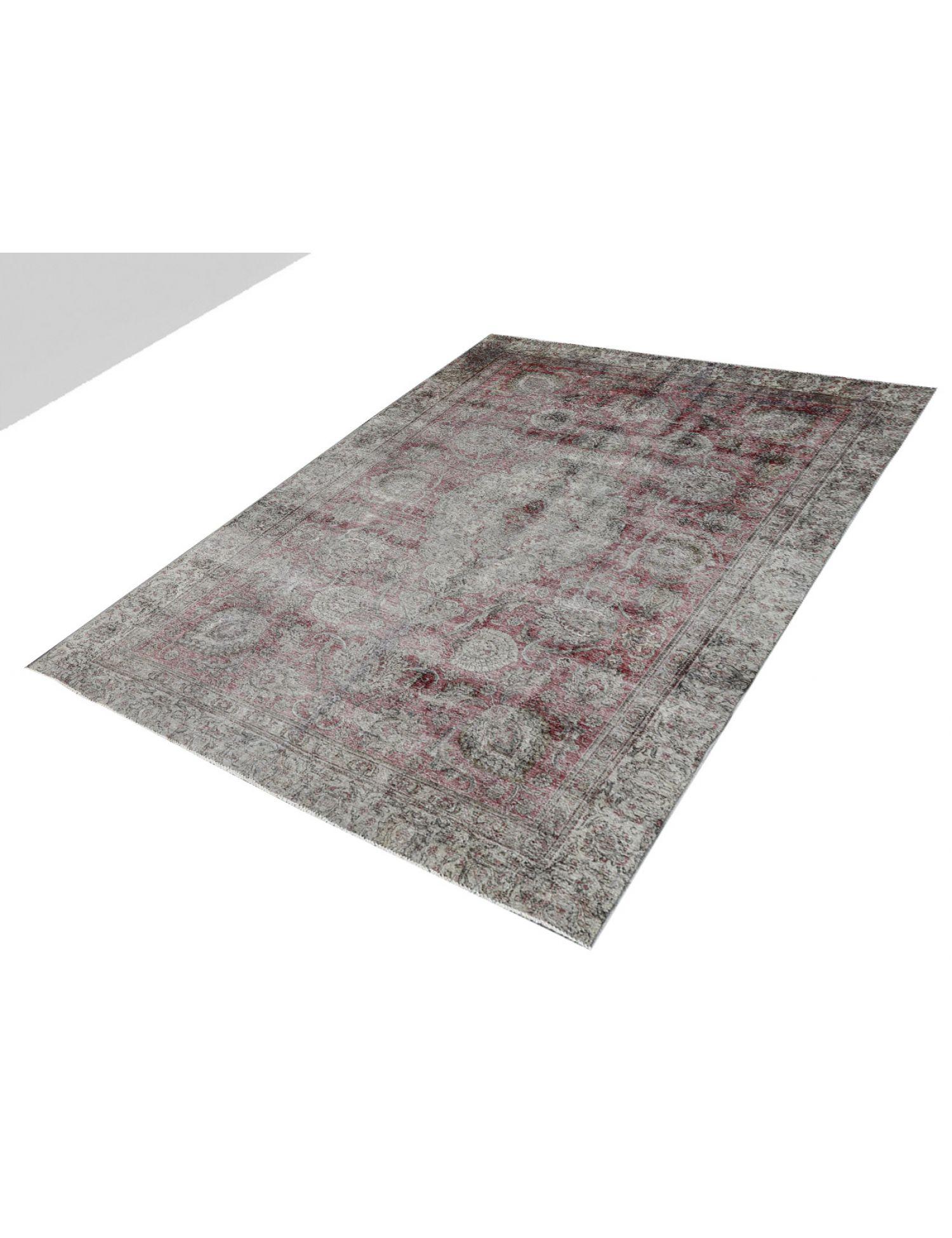 Tappeto Vintage  grigio <br/>352 x 259 cm