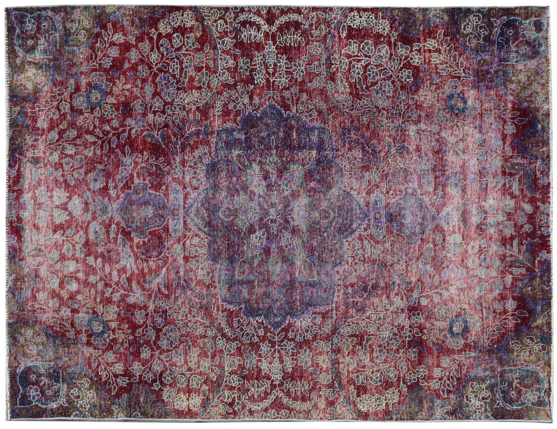 Vintage Matta  lila <br/>295 x 216 cm