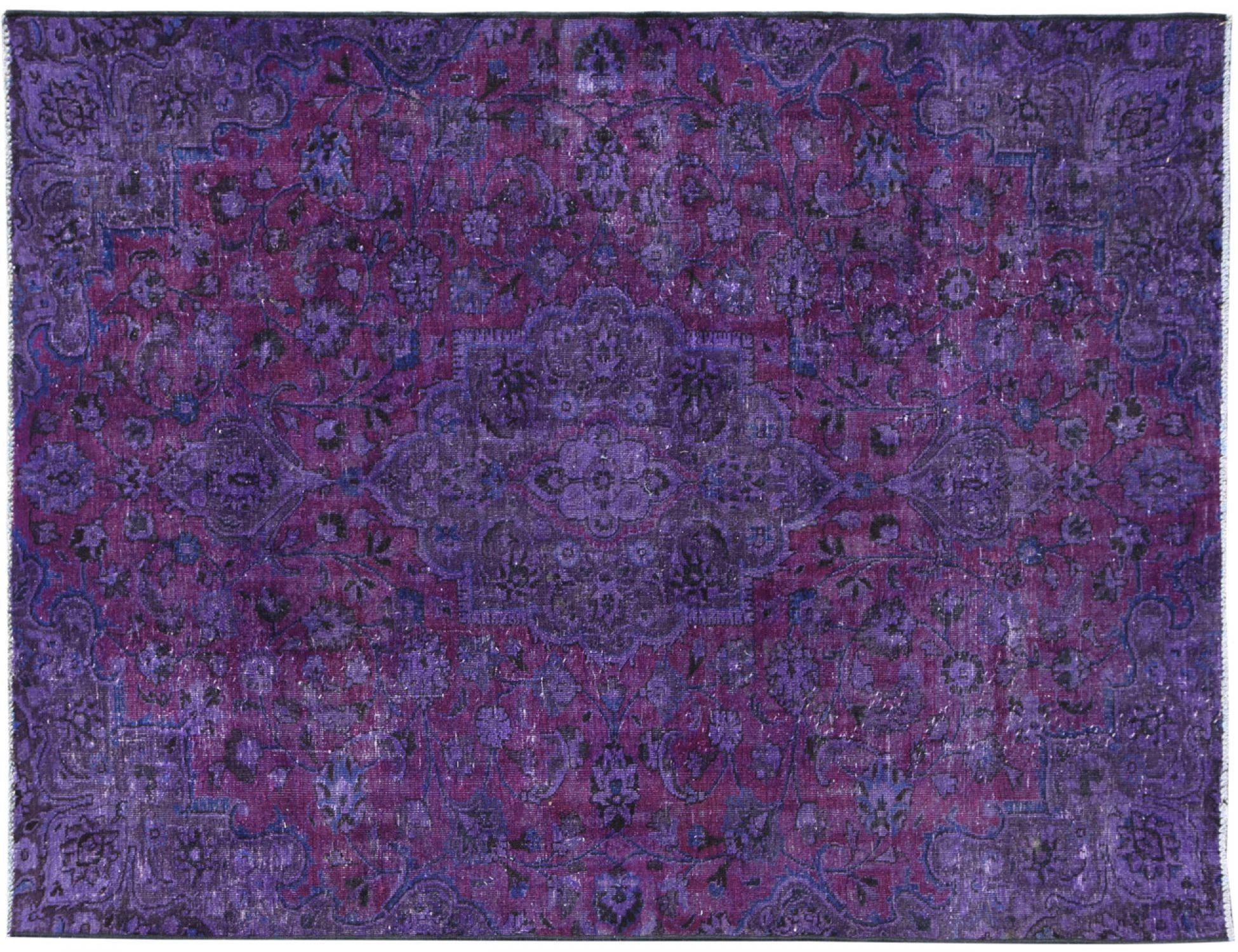 Tappeto Vintage  viola <br/>243 x 153 cm