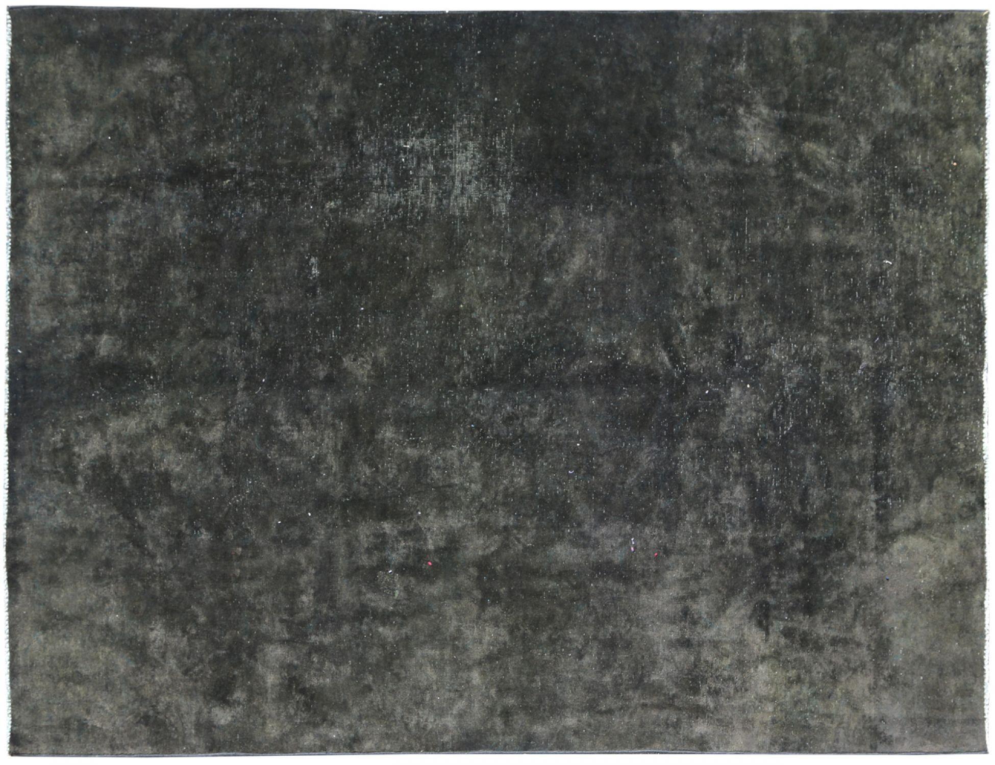 Tappeto Vintage  nero <br/>276 x 191 cm