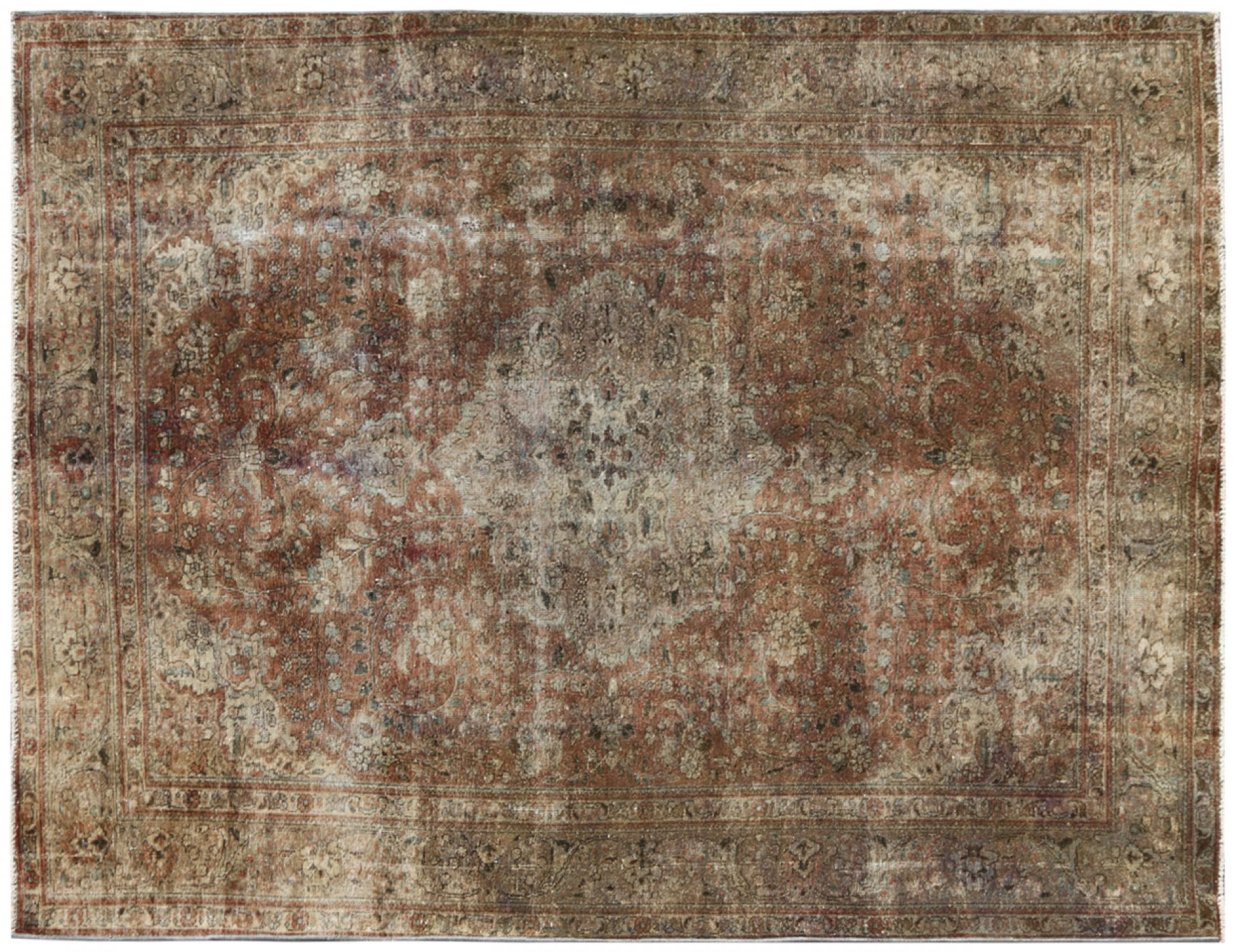 Vintage Carpet  grey <br/>285 x 211 cm