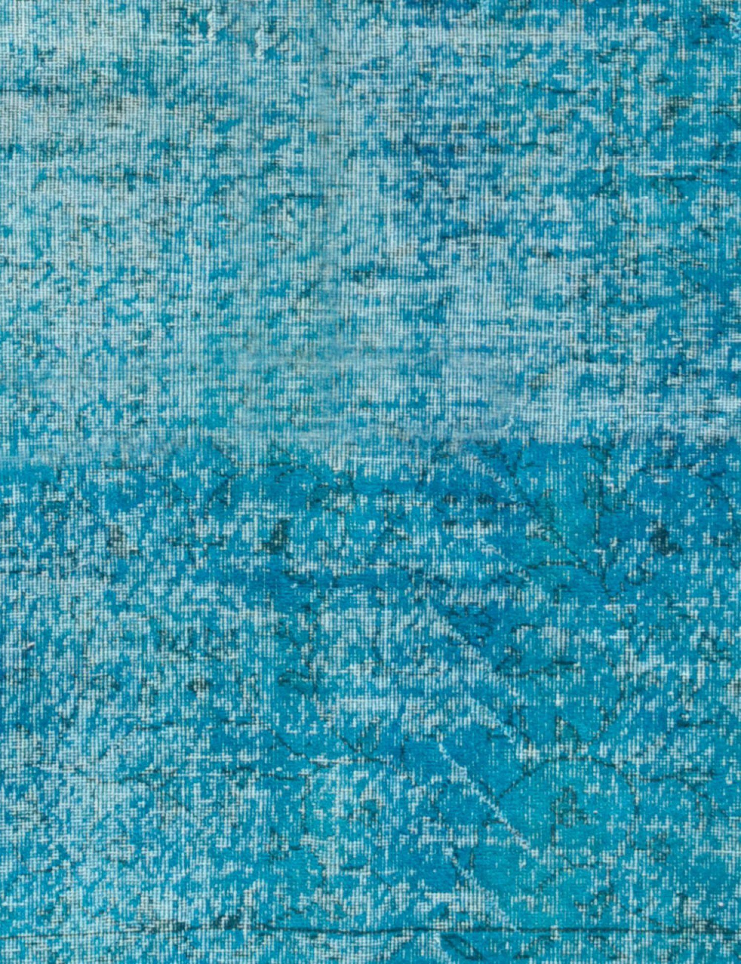 Vintage Teppich  blau <br/>230 x 145 cm