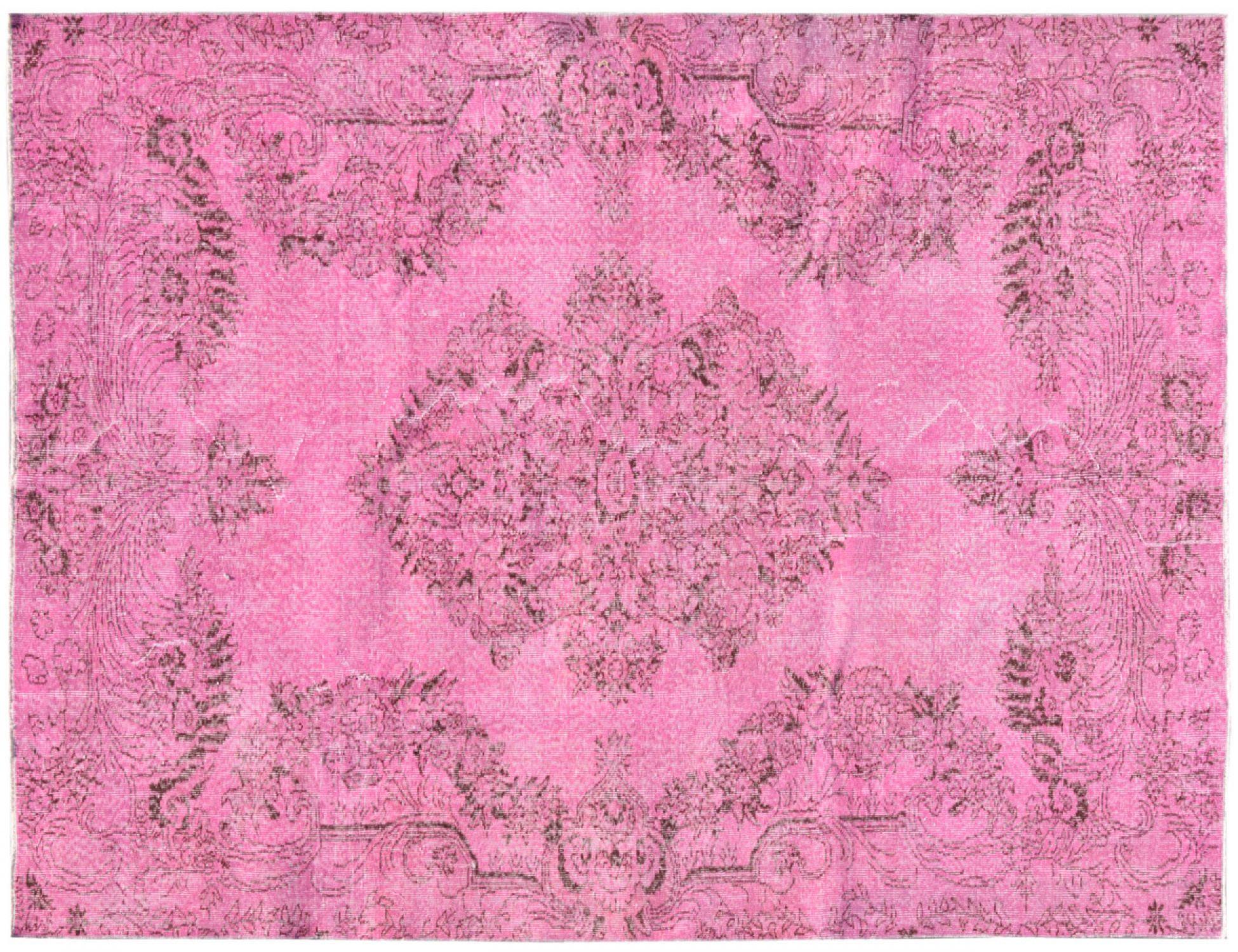 Vintage Teppich  lila <br/>281 x 191 cm