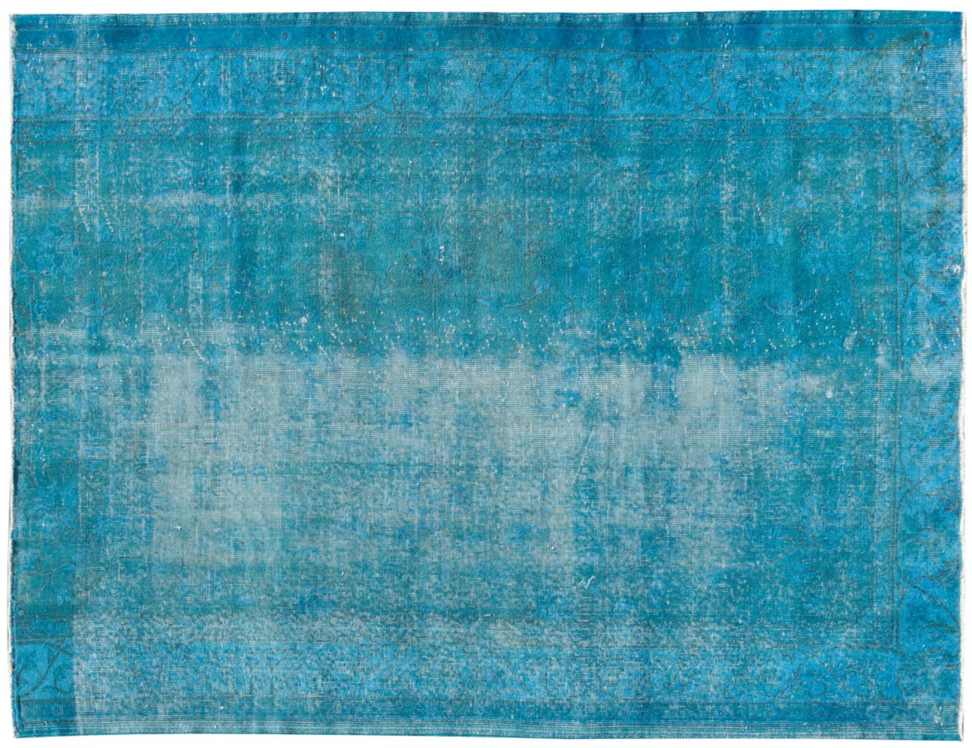 Vintage Teppich  blau <br/>230 x 166 cm