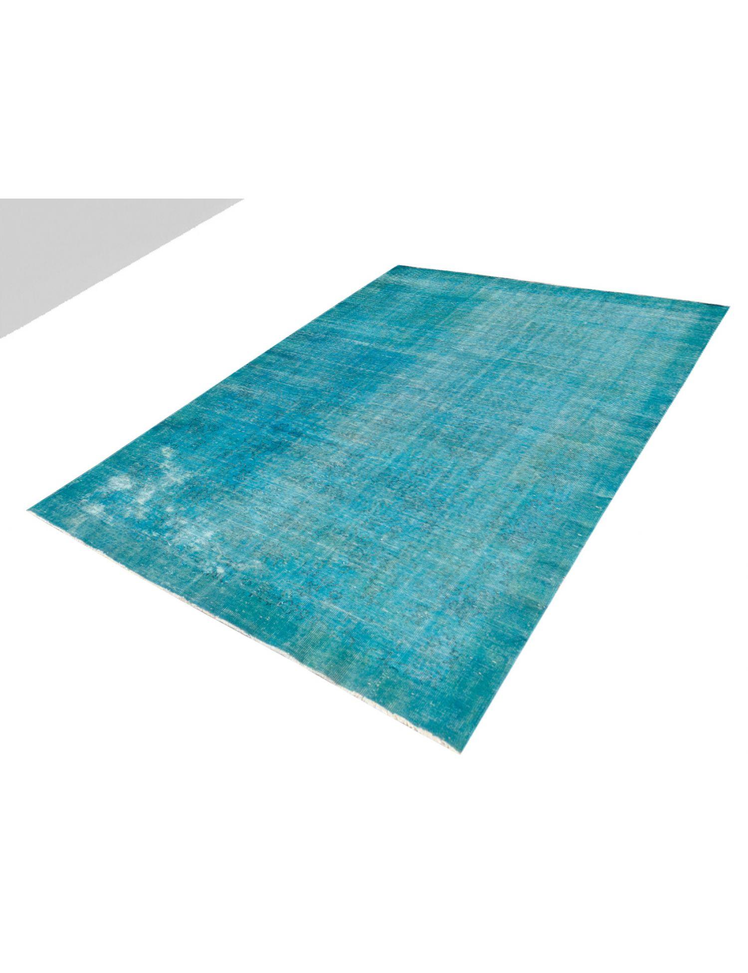 Vintage Teppich  blau <br/>285 x 174 cm