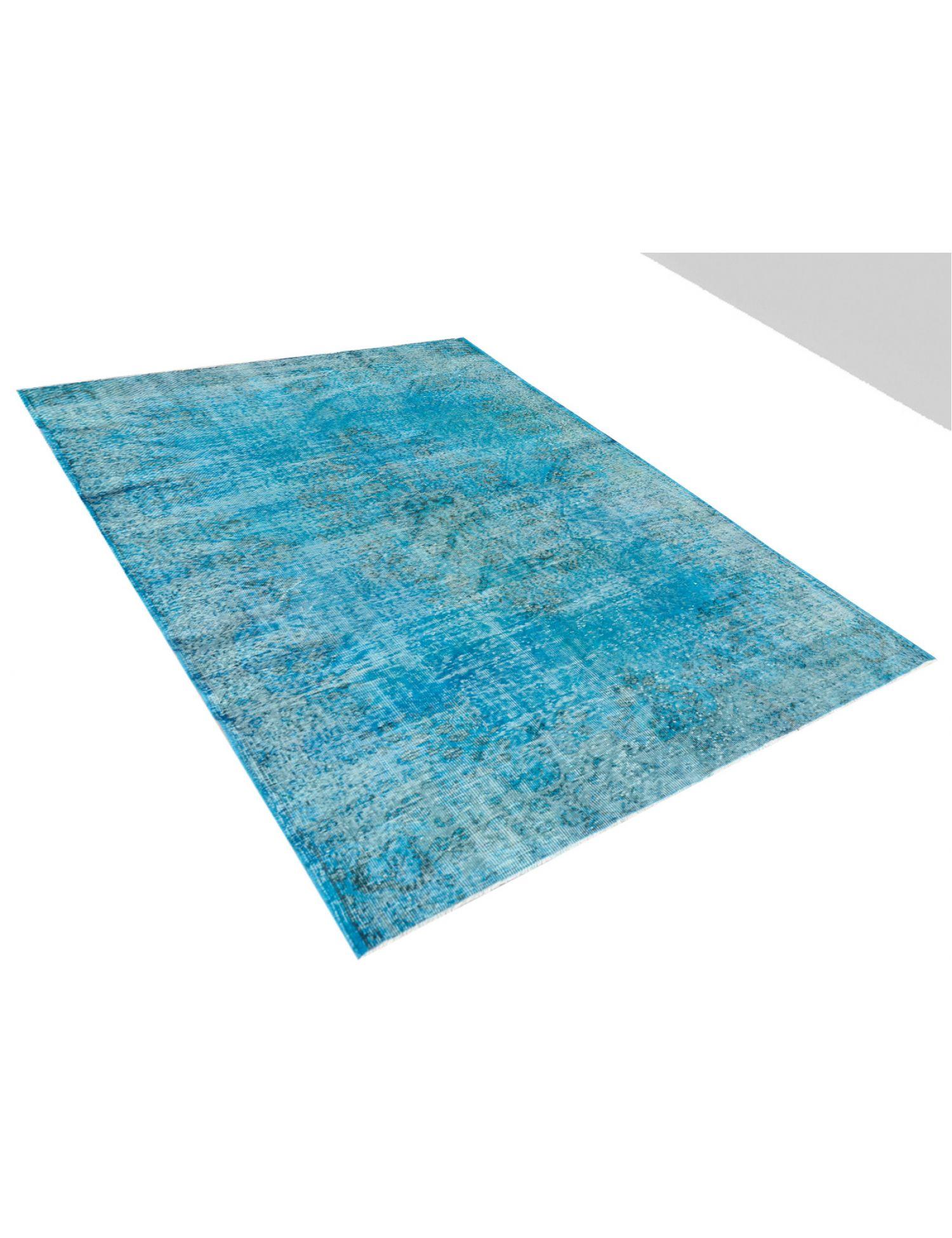 Vintage Teppich  blau <br/>273 x 173 cm