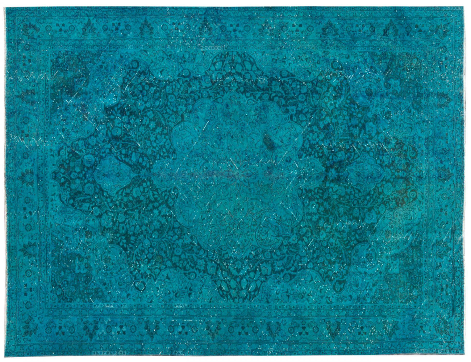 Vintage Teppich  blau <br/>306 x 205 cm