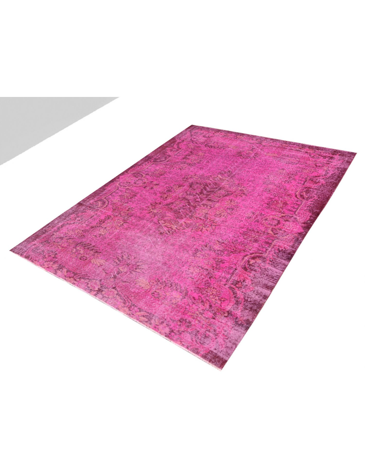 Tappeto Vintage  rosa <br/>292 x 168 cm