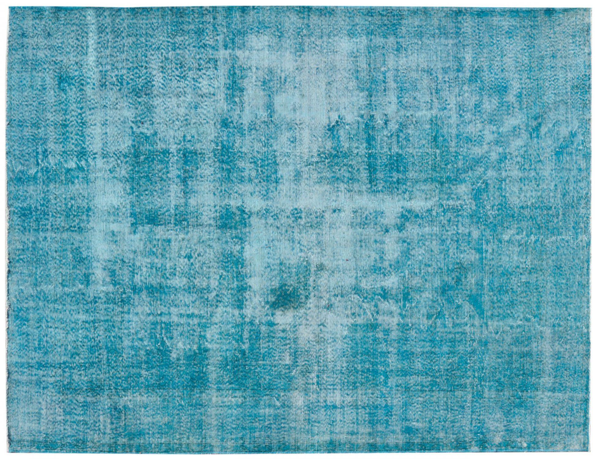 Vintage Teppich  blau <br/>309 x 212 cm