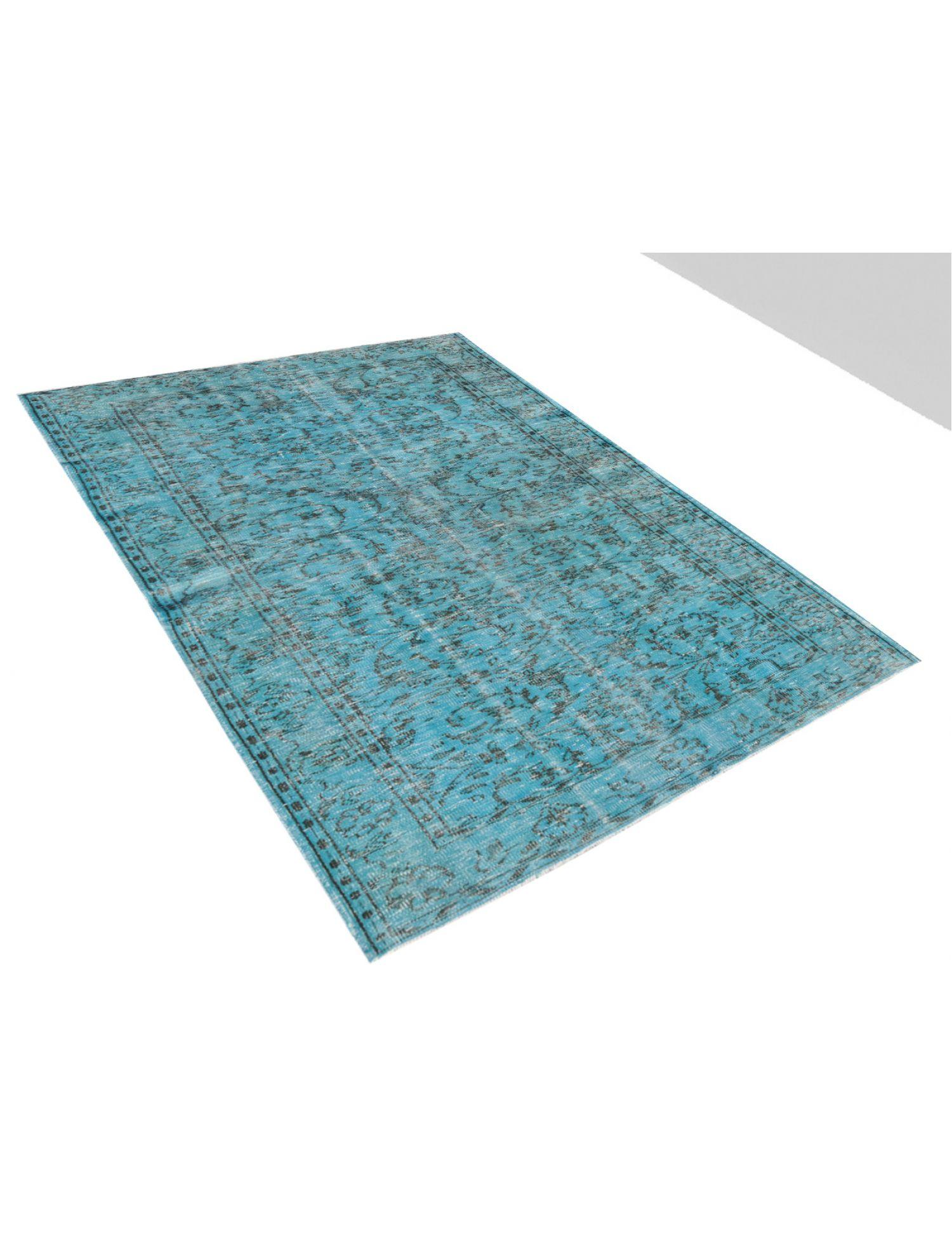 Vintage Teppich  blau <br/>290 x 174 cm