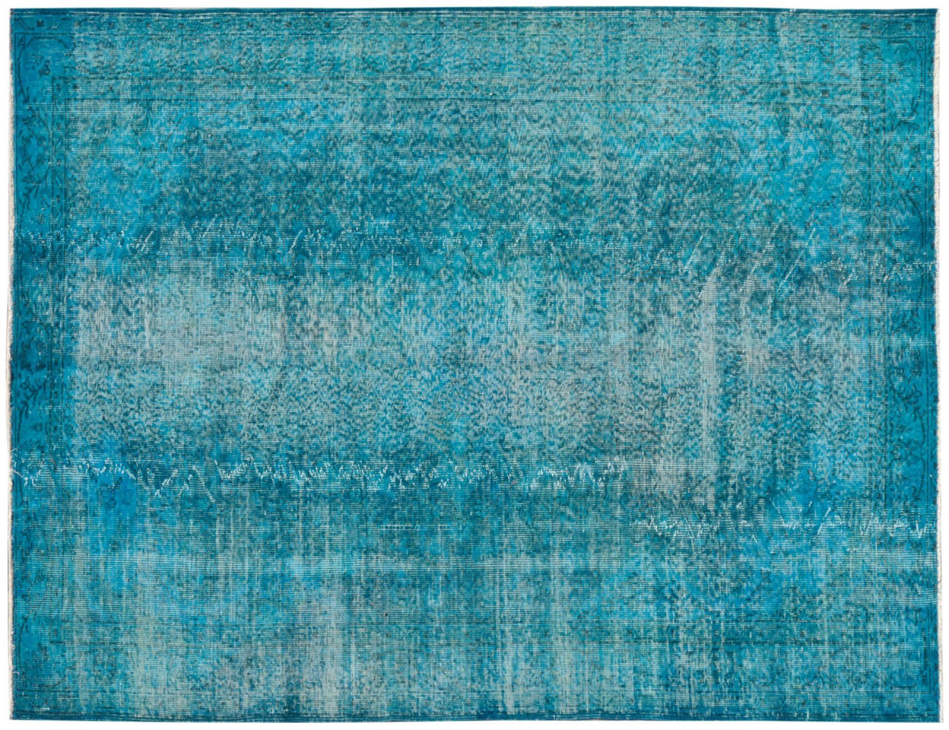 Vintage Teppich  blau <br/>262 x 170 cm