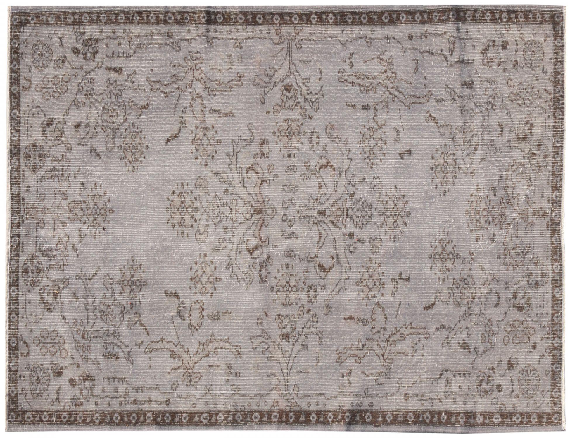Vintage Tapis  grise <br/>207 x 118 cm
