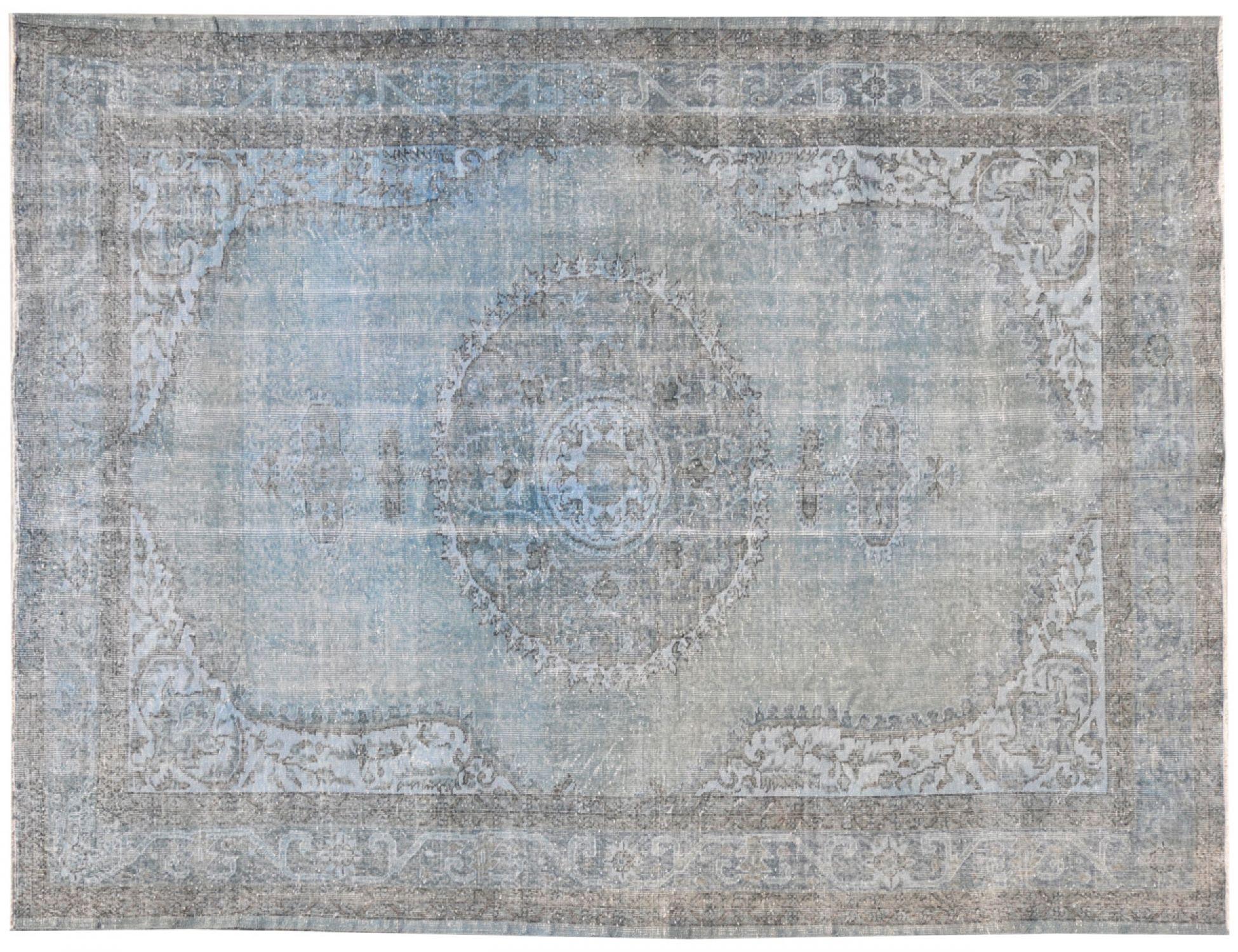 Vintage Teppich  blau <br/>292 x 226 cm