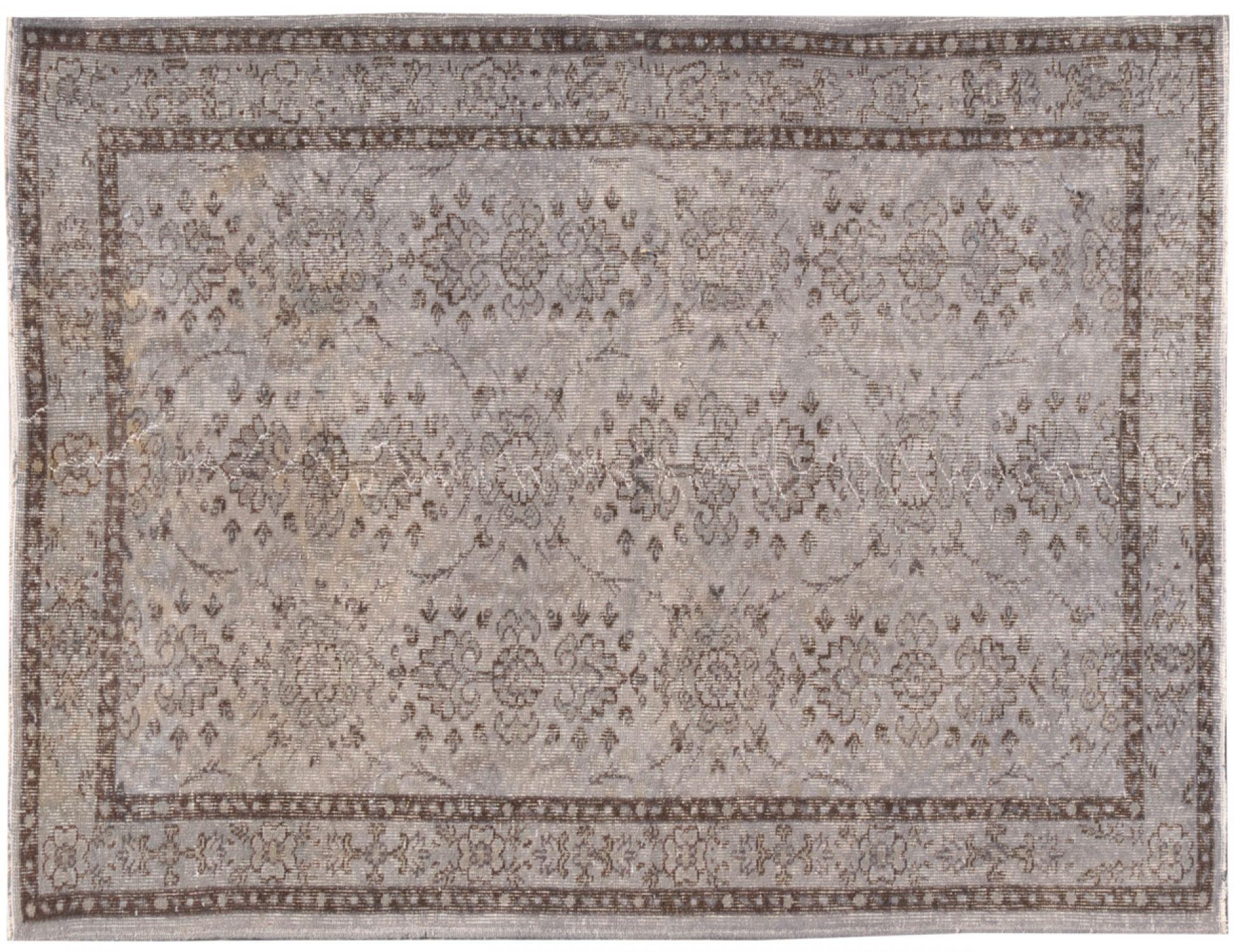Vintage Tapis  grise <br/>218 x 120 cm