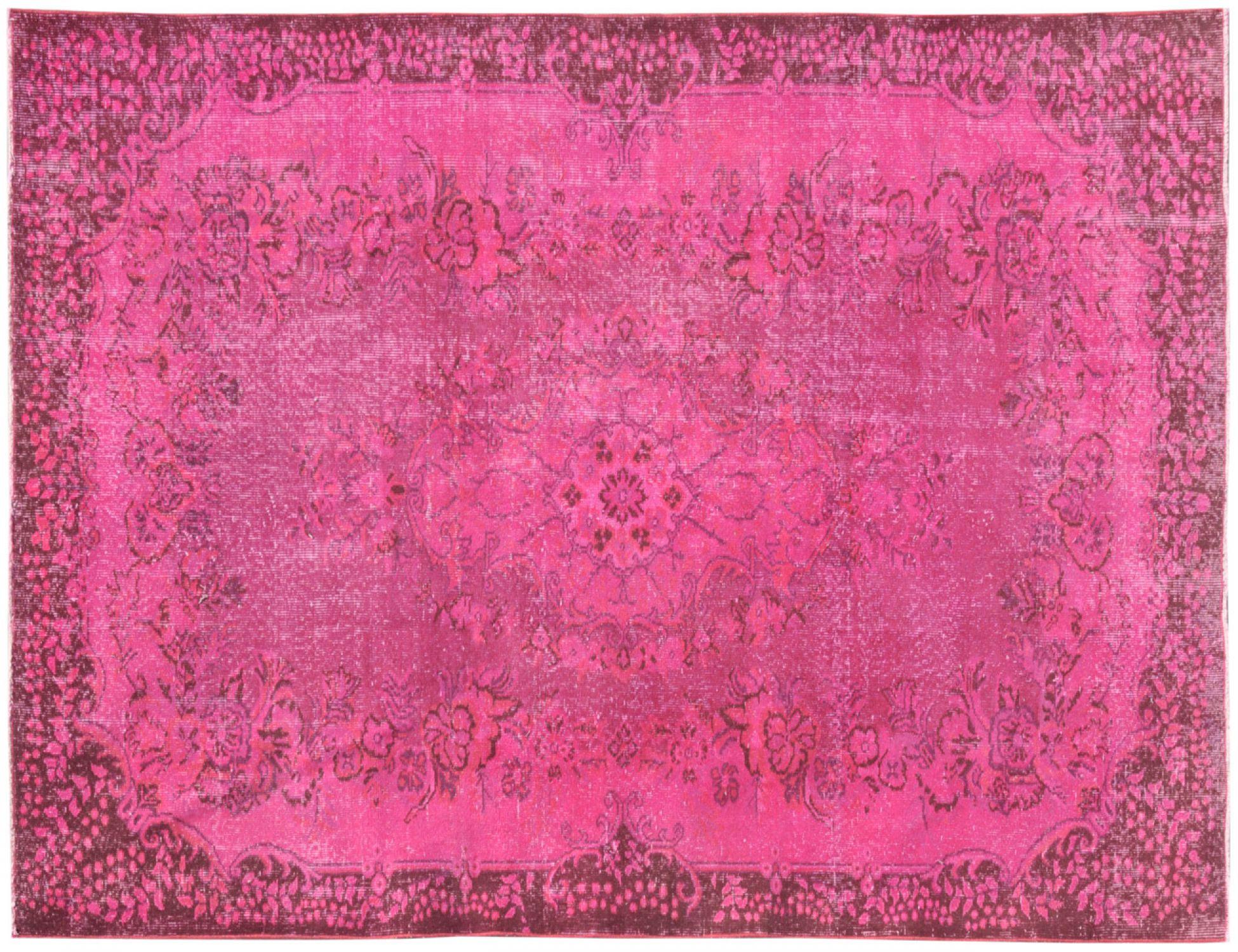 Vintage Tapis  violet <br/>293 x 162 cm